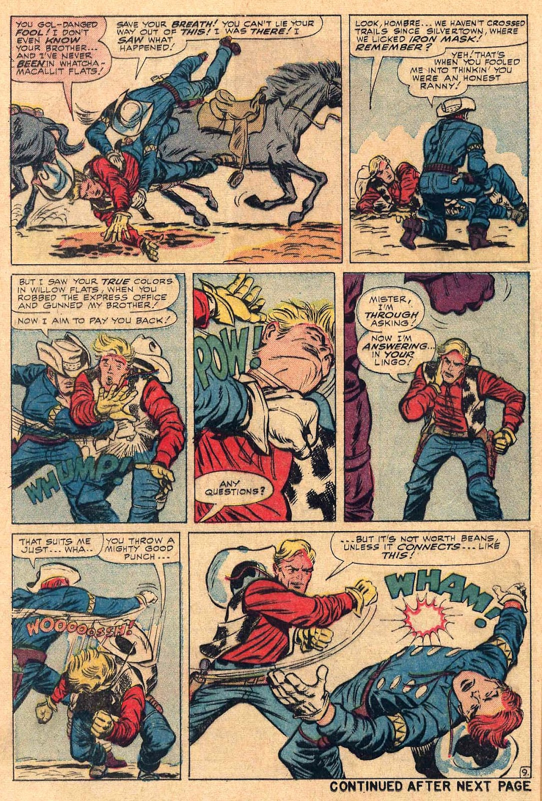 The Rawhide Kid (1955) issue 50 - Page 12