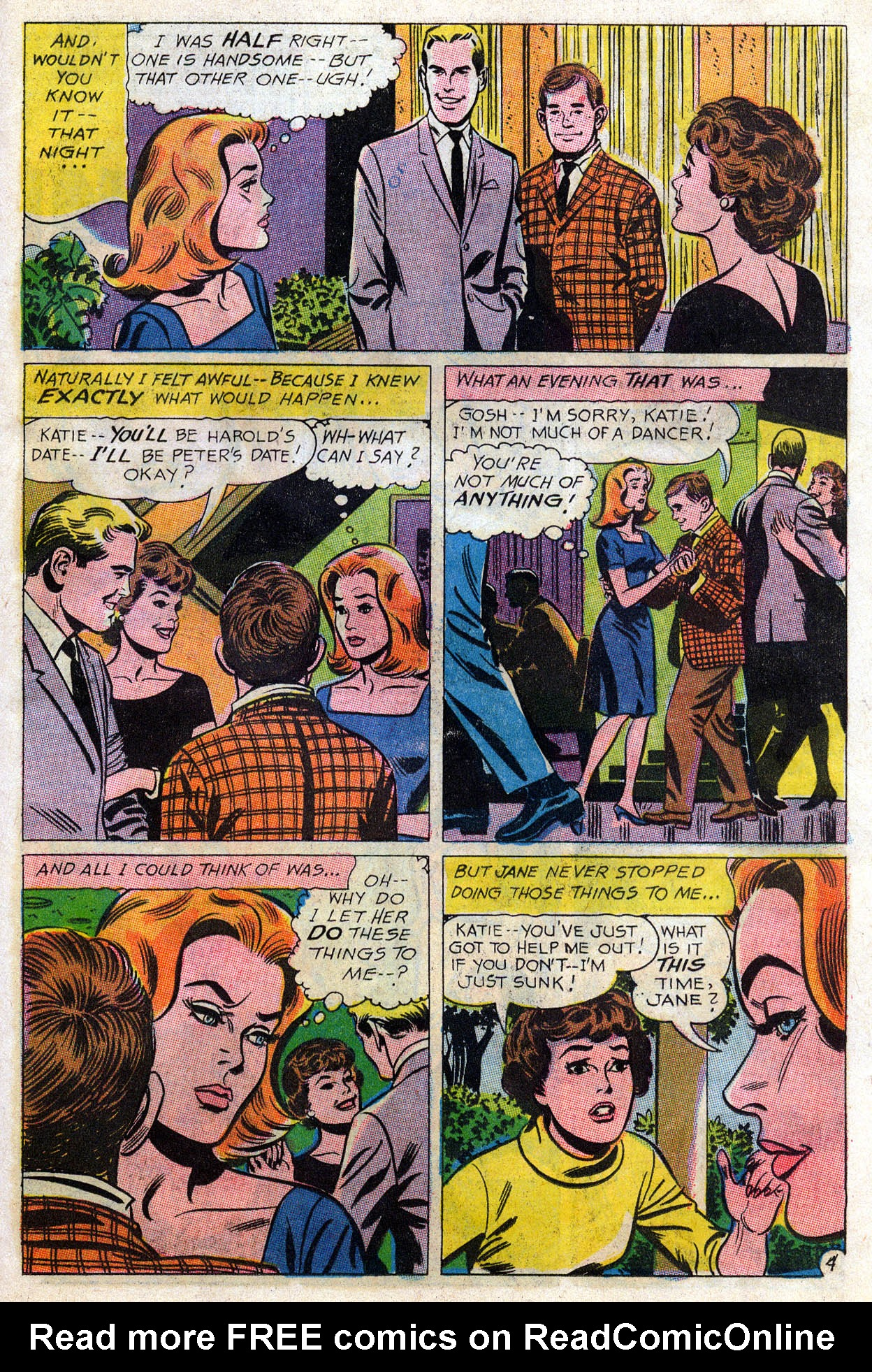 Read online Secret Hearts comic -  Issue #109 - 26