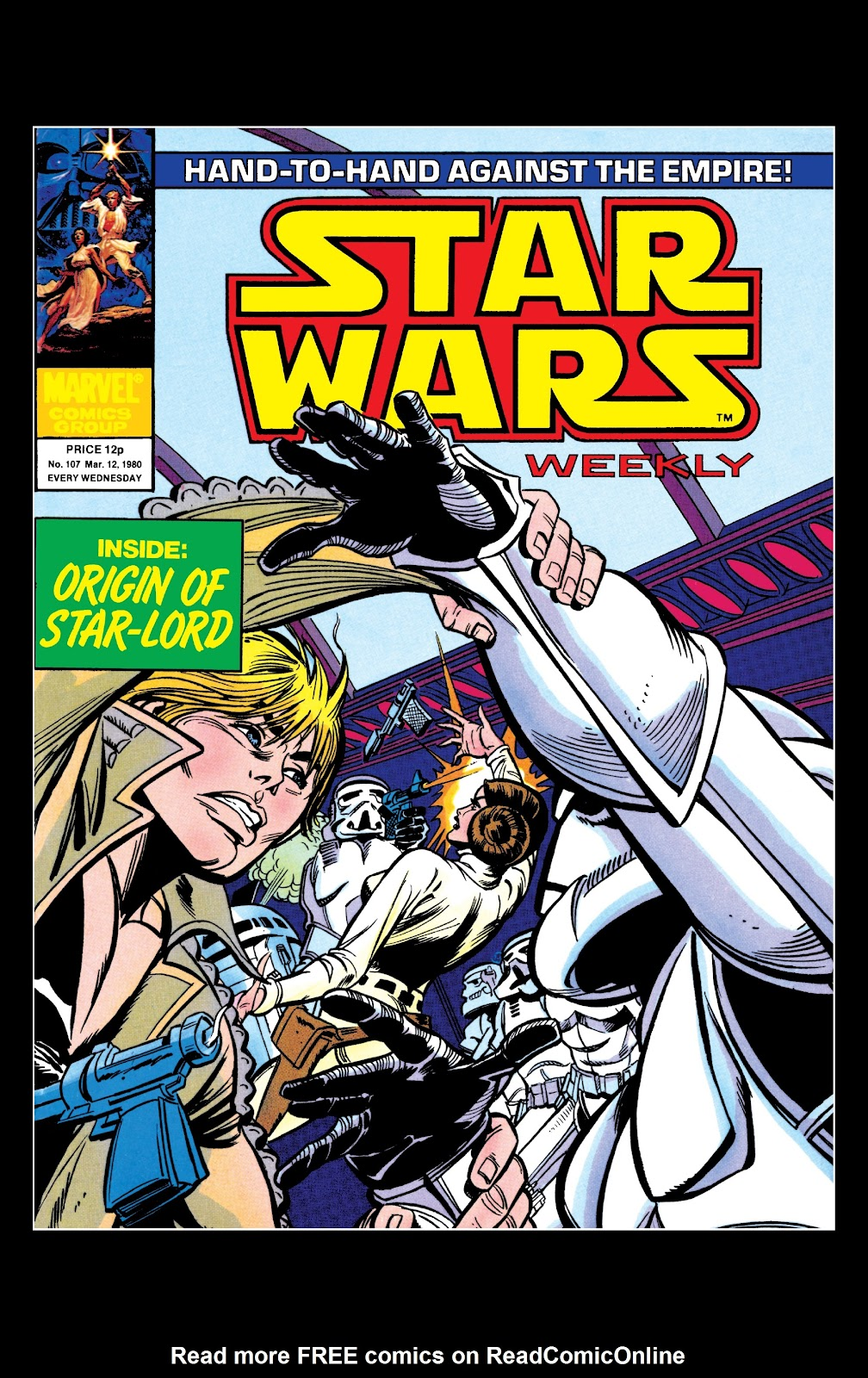Read online Star Wars Legends: The Original Marvel Years - Epic Collection comic -  Issue # TPB 2 (Part 4) - 77