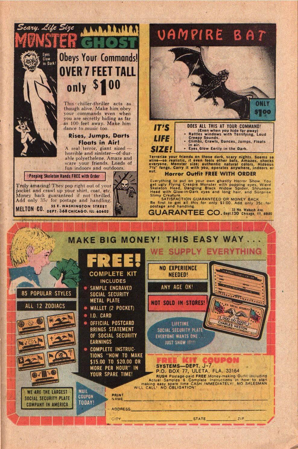 Read online Shazam! (1973) comic -  Issue #19 - 23