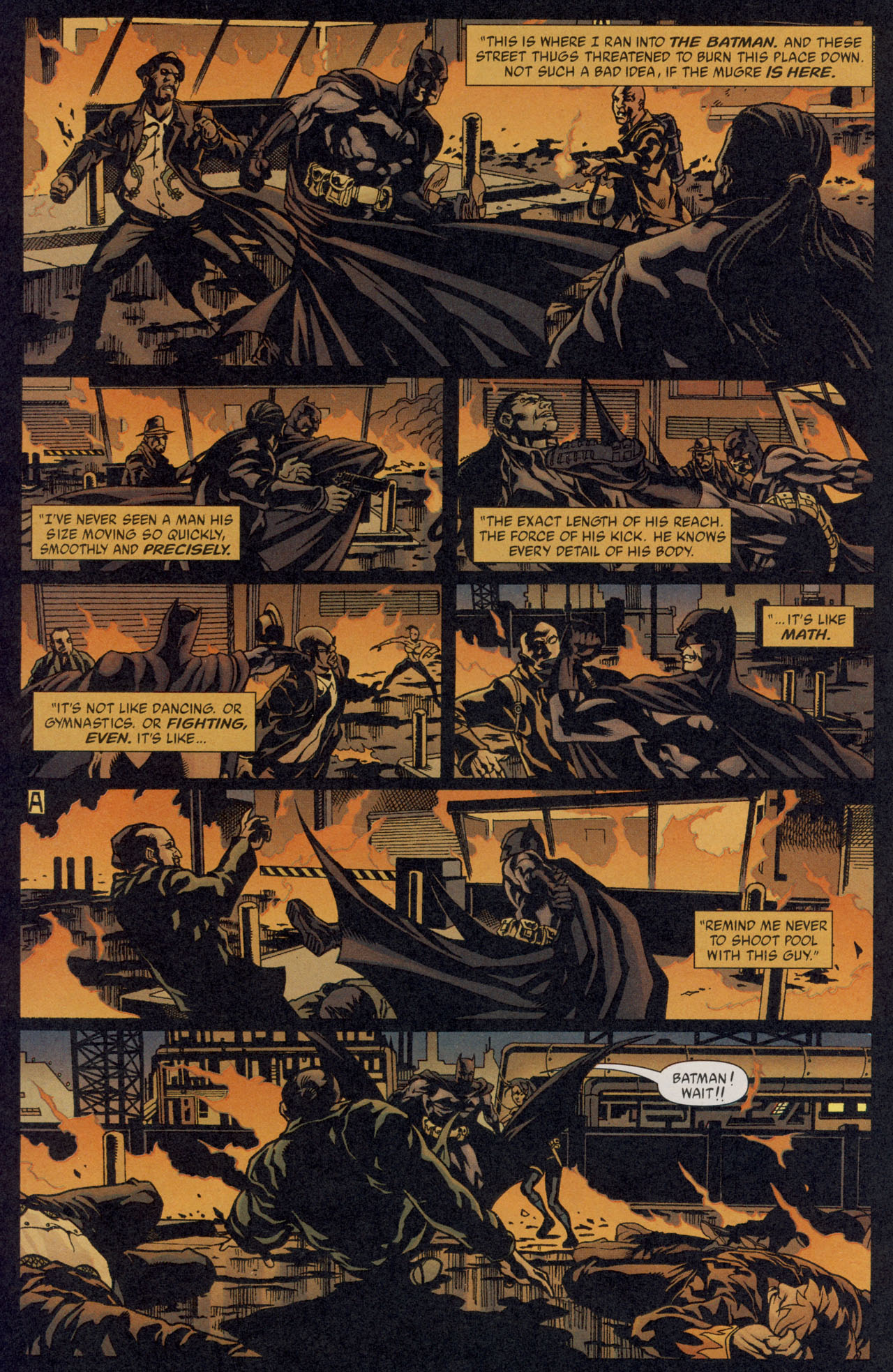 Read online Batman War Drums comic -  Issue # TPB - 120