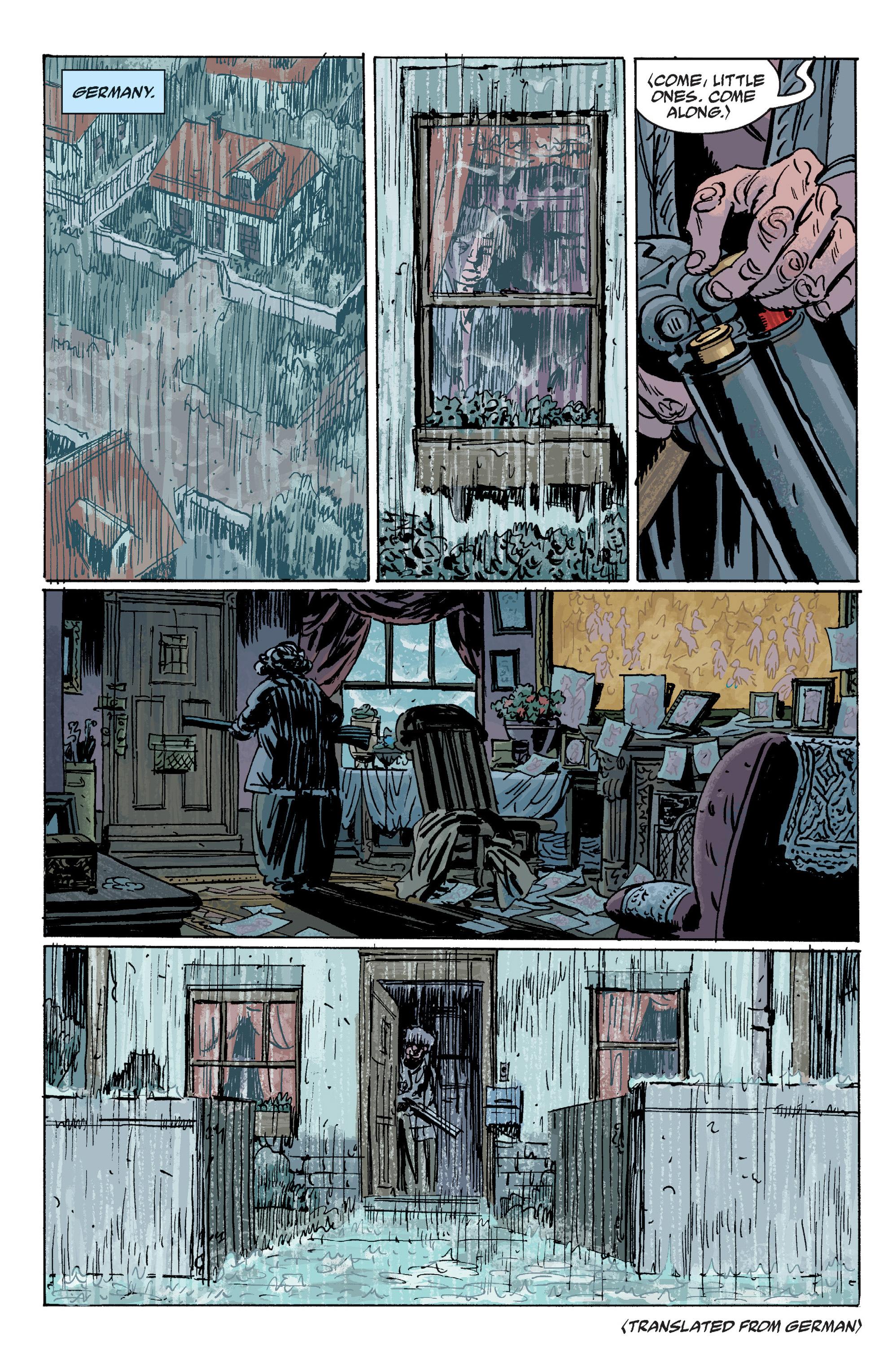 Read online B.P.R.D. (2003) comic -  Issue # TPB 10 - 30