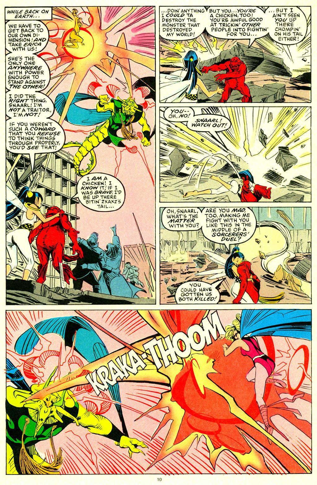 Read online Spellbound comic -  Issue #6 - 11