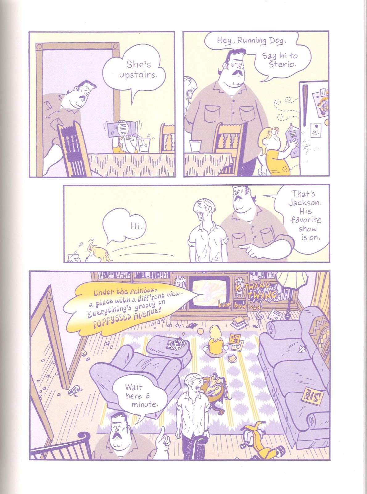 Read online Asterios Polyp comic -  Issue # TPB (Part 1) - 66