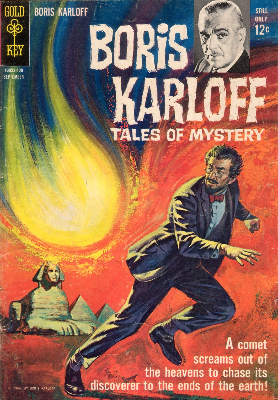 Boris Karloff Tales of Mystery issue 7 - Page 1
