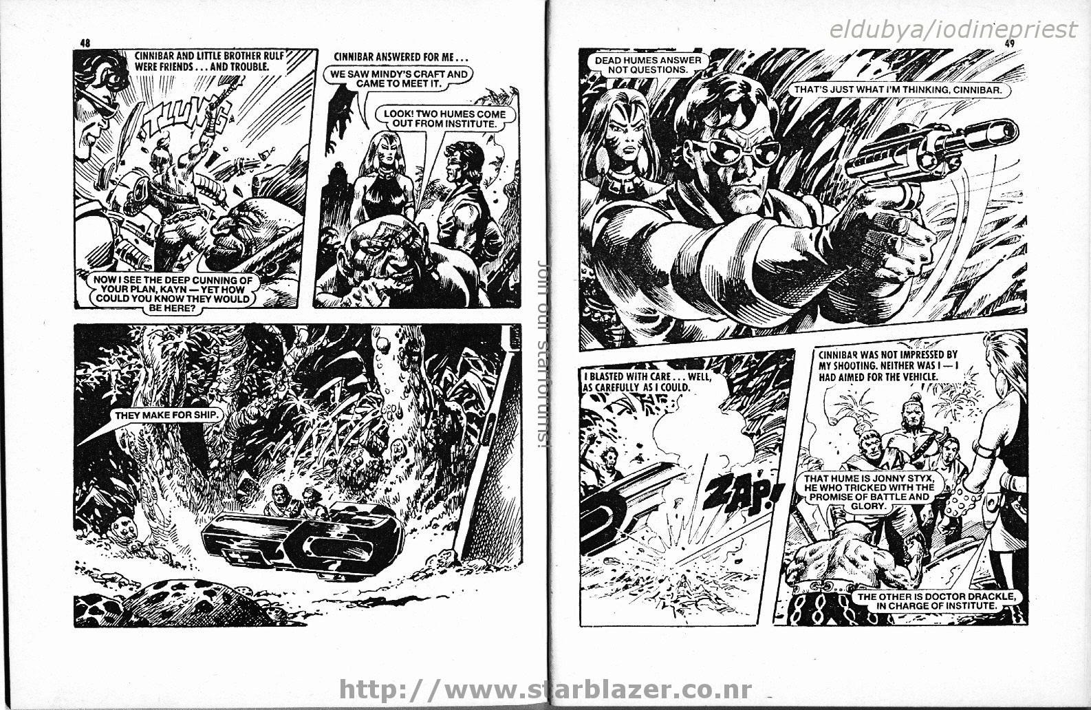 Starblazer issue 199 - Page 26