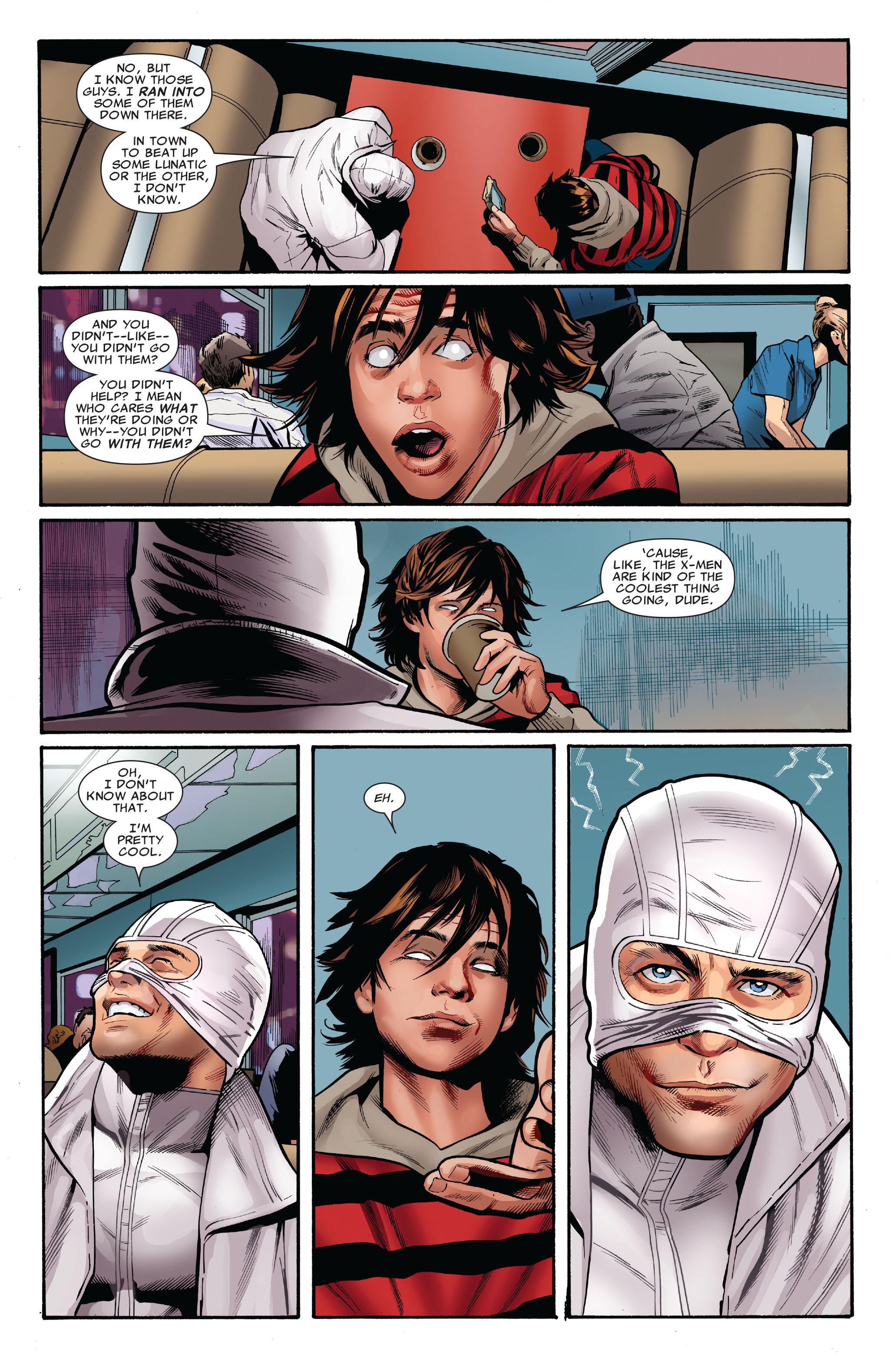Read online Uncanny X-Men (1963) comic -  Issue #520 - 23