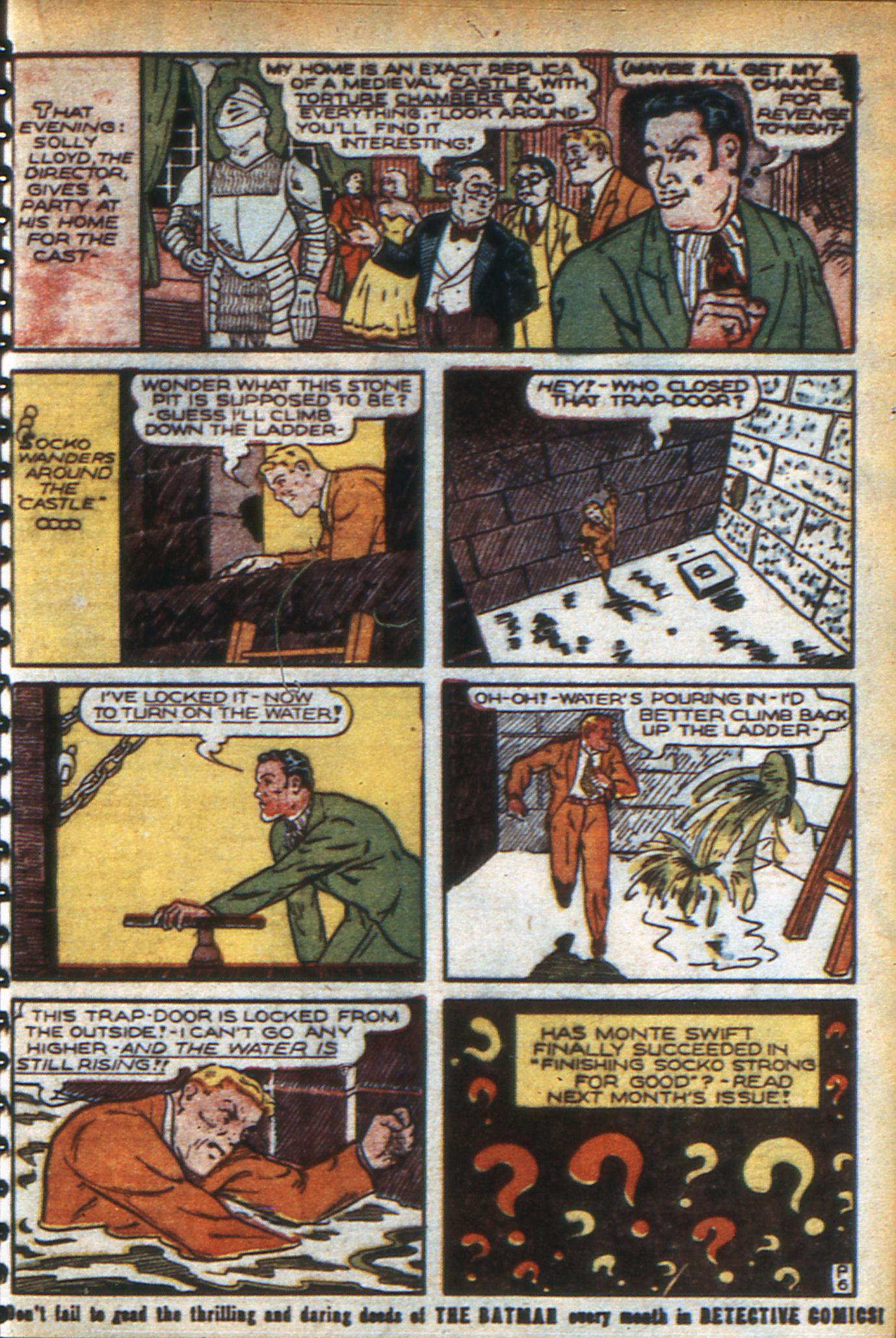 Read online Adventure Comics (1938) comic -  Issue #47 - 34