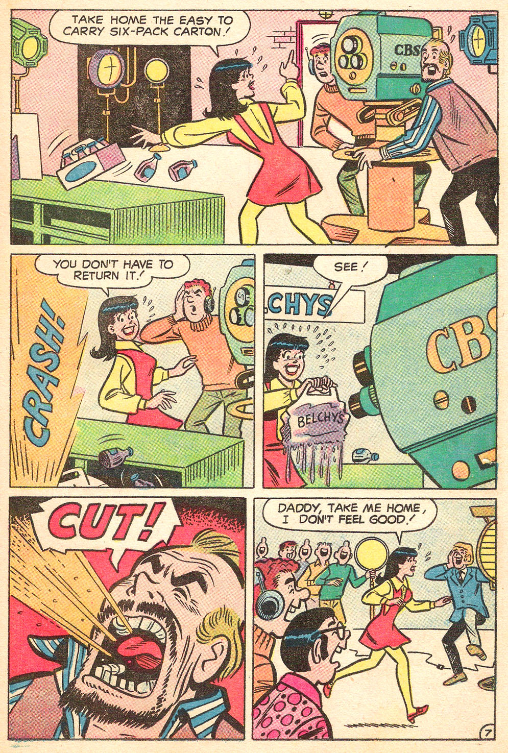 Read online Archie's Girls Betty and Veronica comic -  Issue #169 - 19