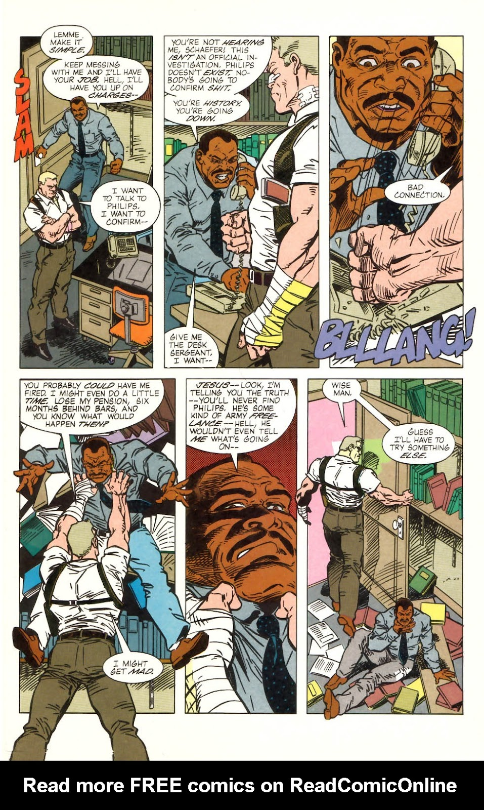 Predator (1989) issue 2 - Page 11