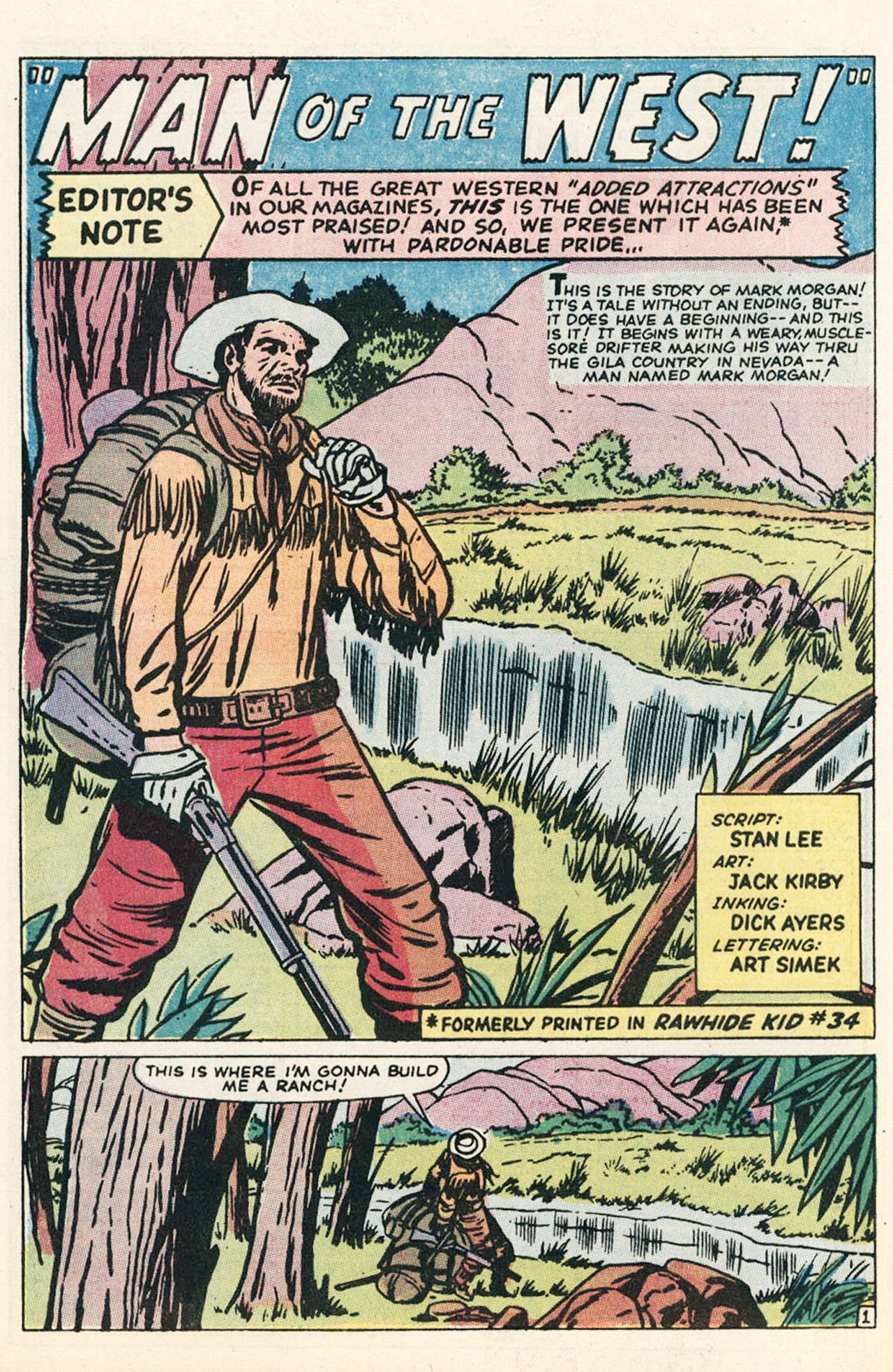 Read online Two-Gun Kid comic -  Issue #95 - 28