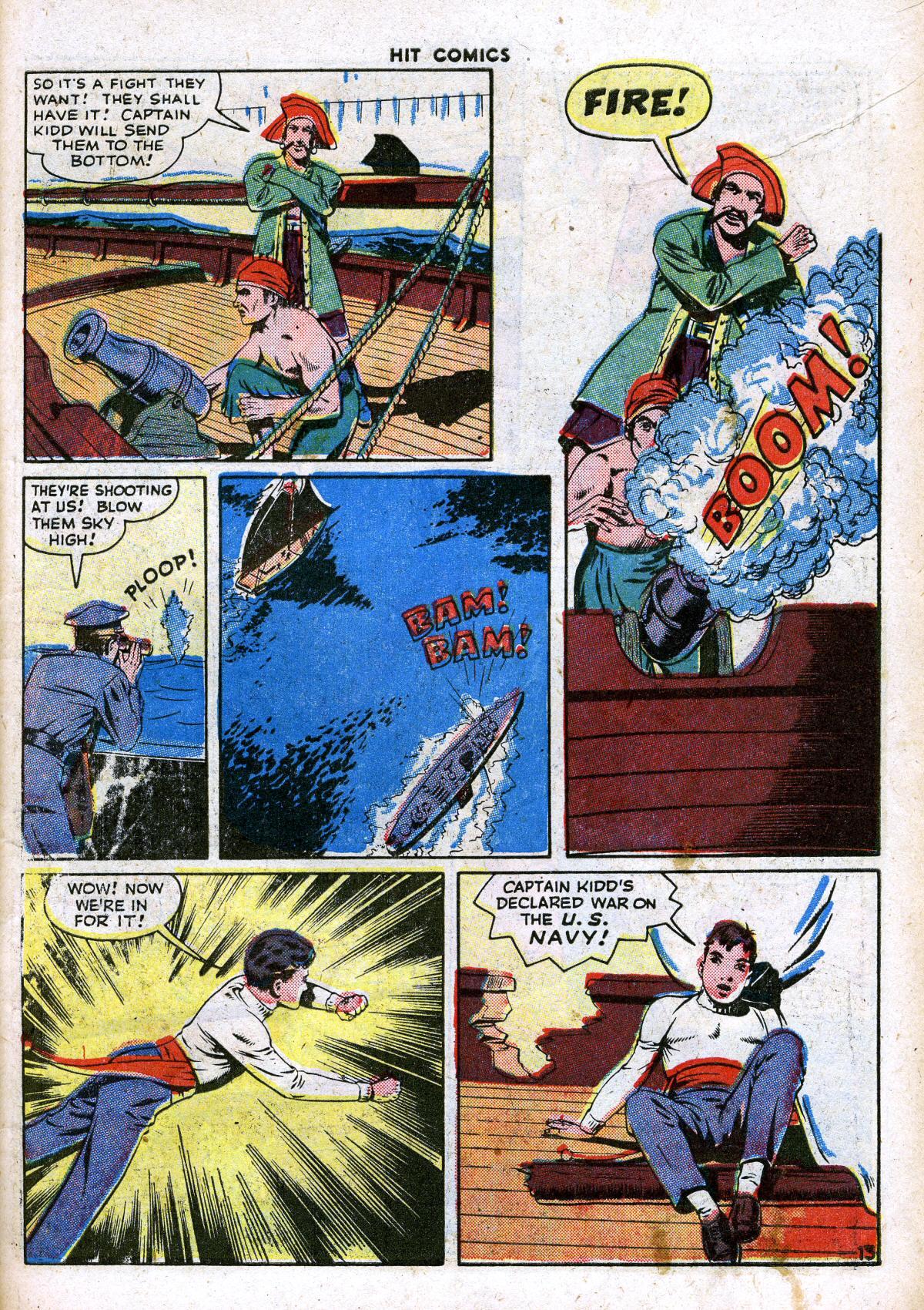 Read online Hit Comics comic -  Issue #41 - 15