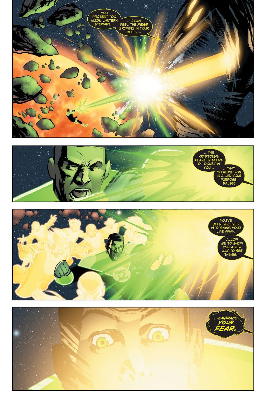 Read online Smallville Season 11 [II] comic -  Issue # TPB 7 - 92