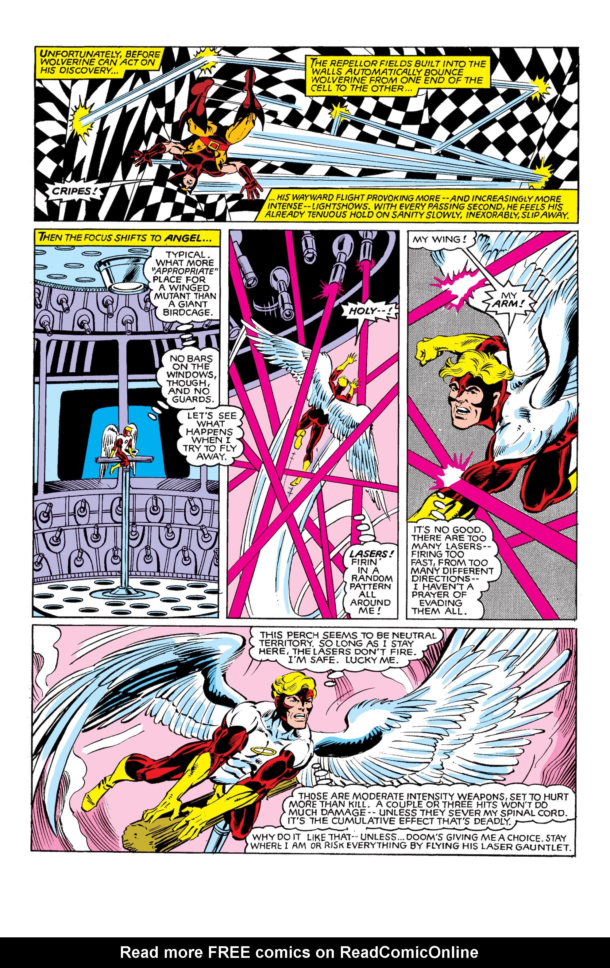 Read online Uncanny X-Men (1963) comic -  Issue #146 - 6