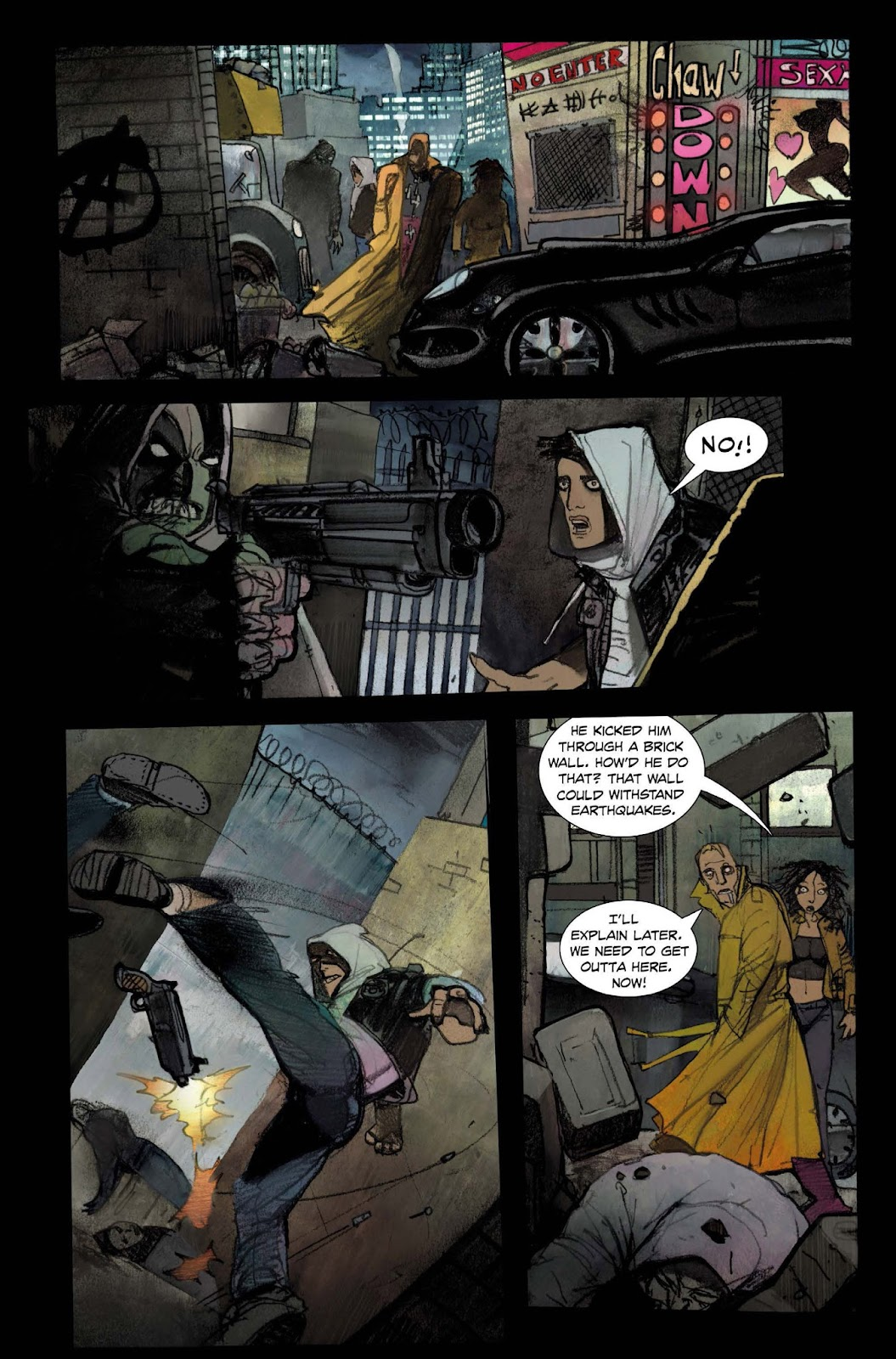 13 Coins issue TPB - Page 92