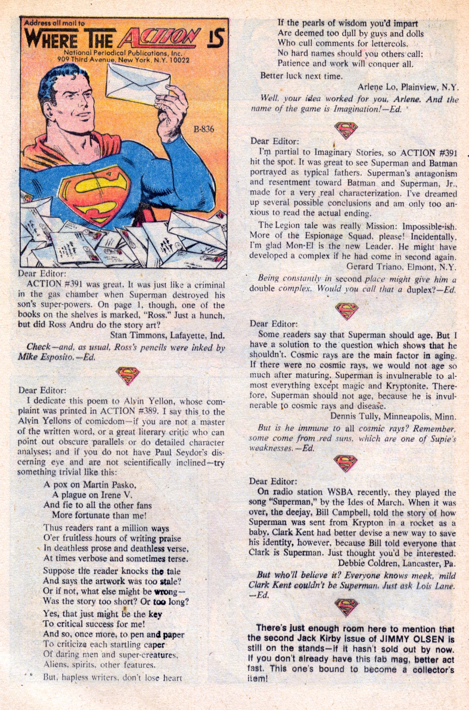 Action Comics (1938) 395 Page 32