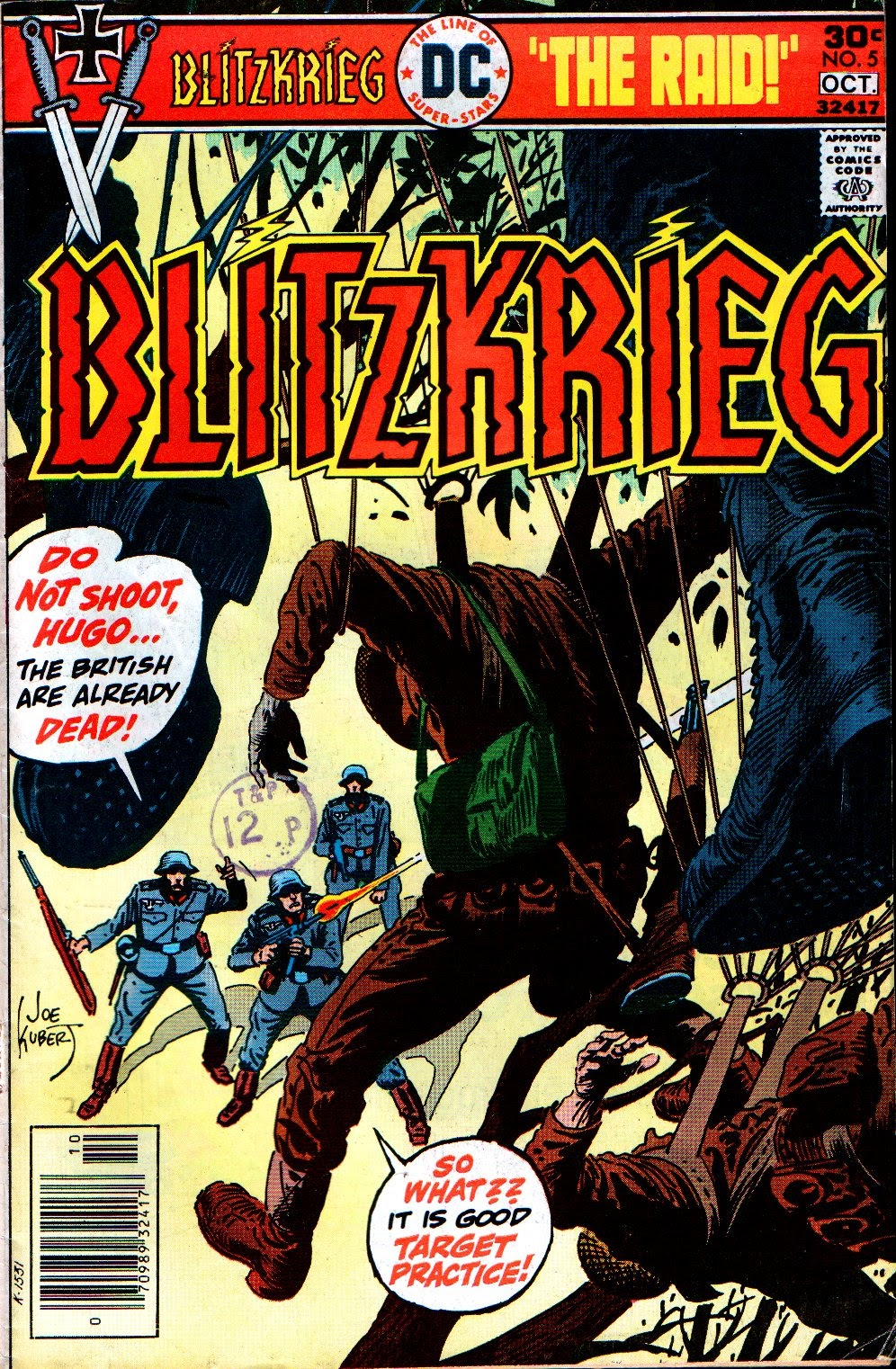 Blitzkrieg issue 5 - Page 1