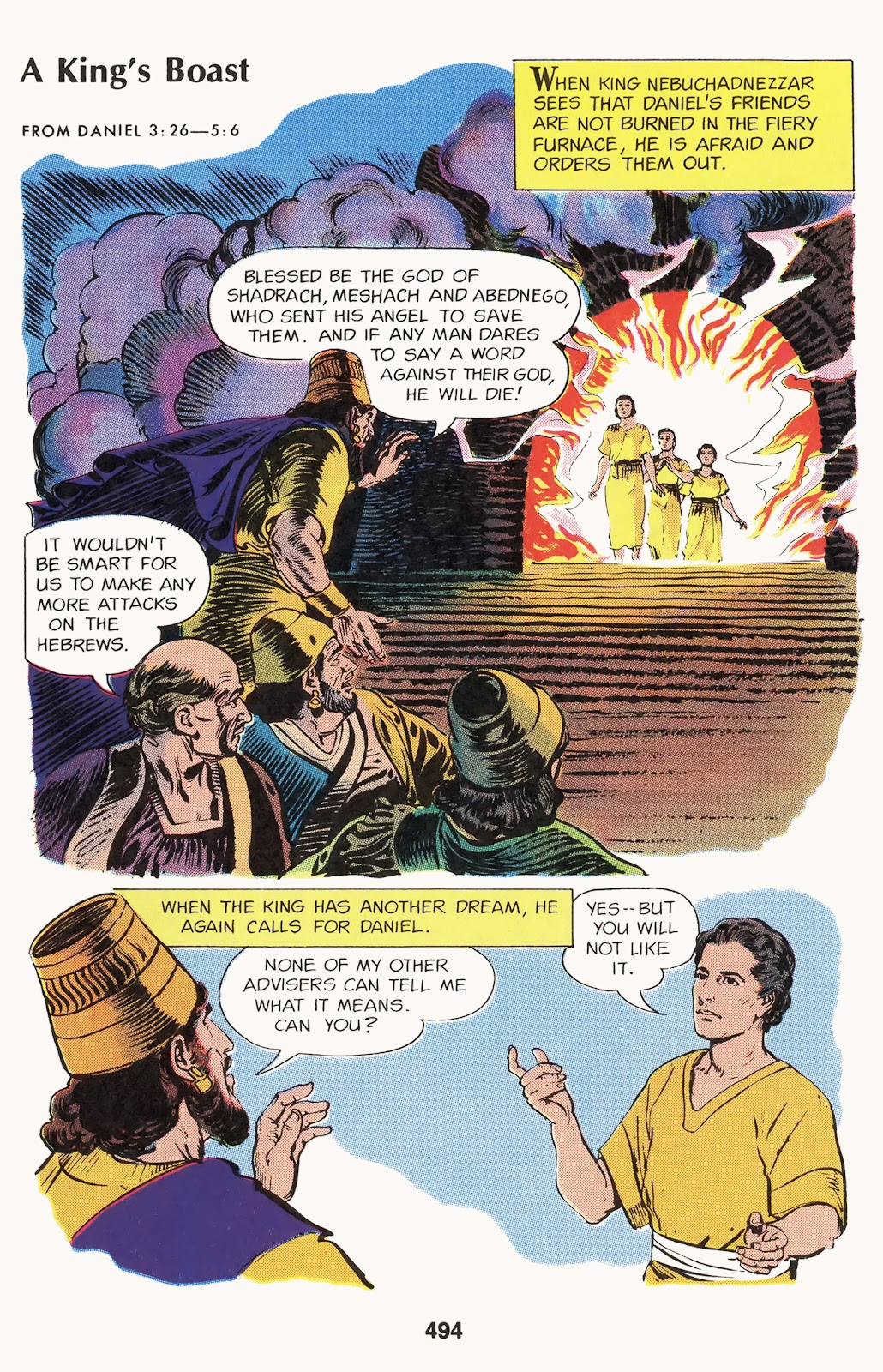 The Picture Bible issue TPB (Part 5) - Page 97