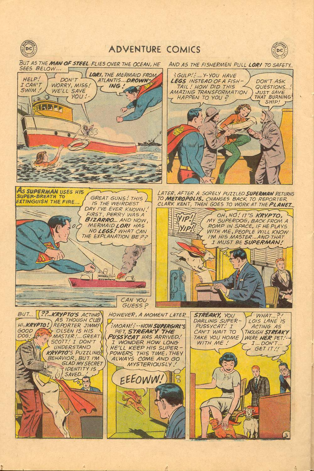 Read online Adventure Comics (1938) comic -  Issue #339 - 30
