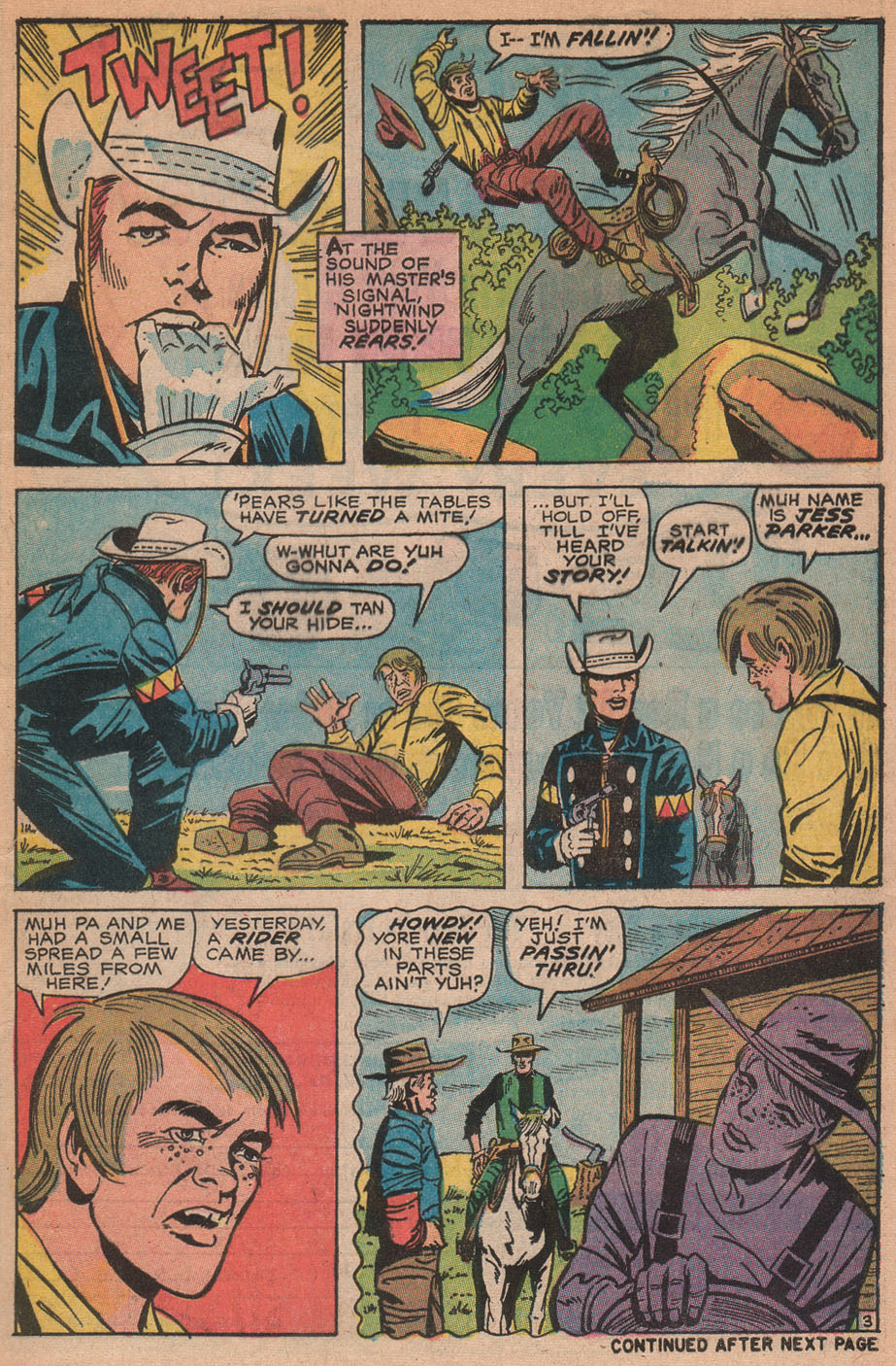 The Rawhide Kid (1955) issue 88 - Page 5
