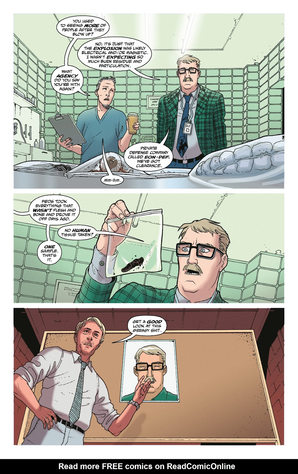 Read online She Could Fly comic -  Issue # _TPB - 44