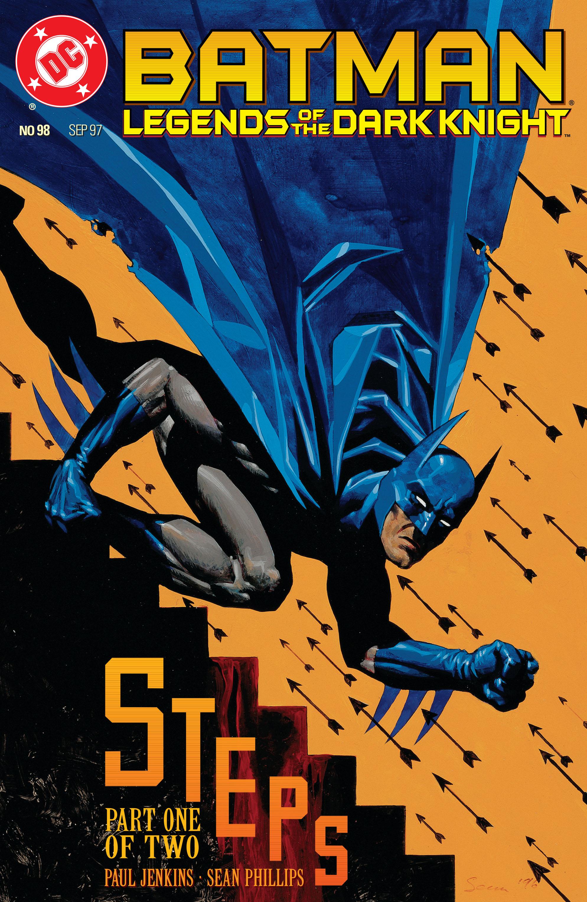 Batman: Legends of the Dark Knight 98 Page 1