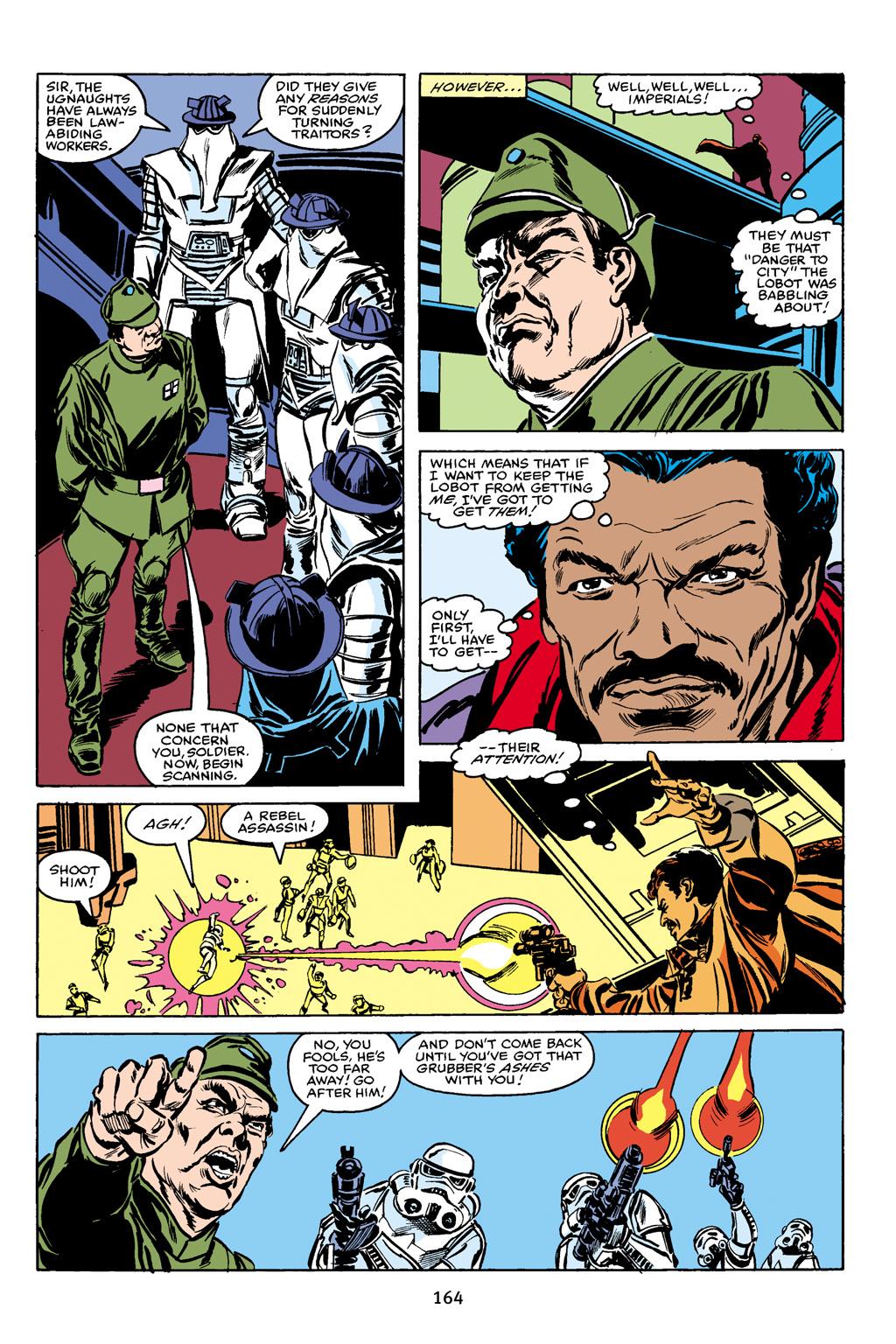 Read online Star Wars Omnibus comic -  Issue # Vol. 16 - 162