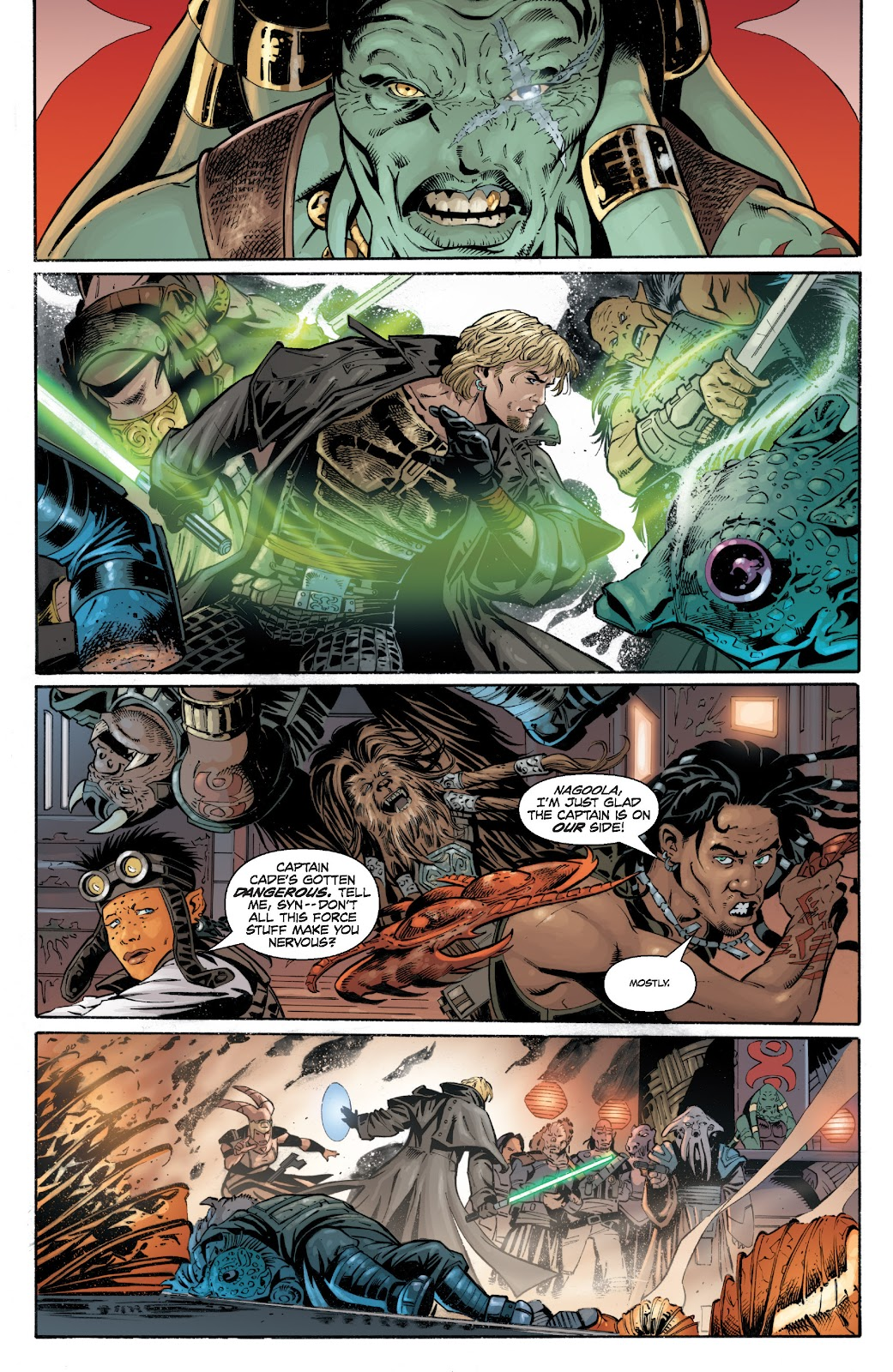 Read online Star Wars Legends: Legacy - Epic Collection comic -  Issue # TPB 2 (Part 2) - 6