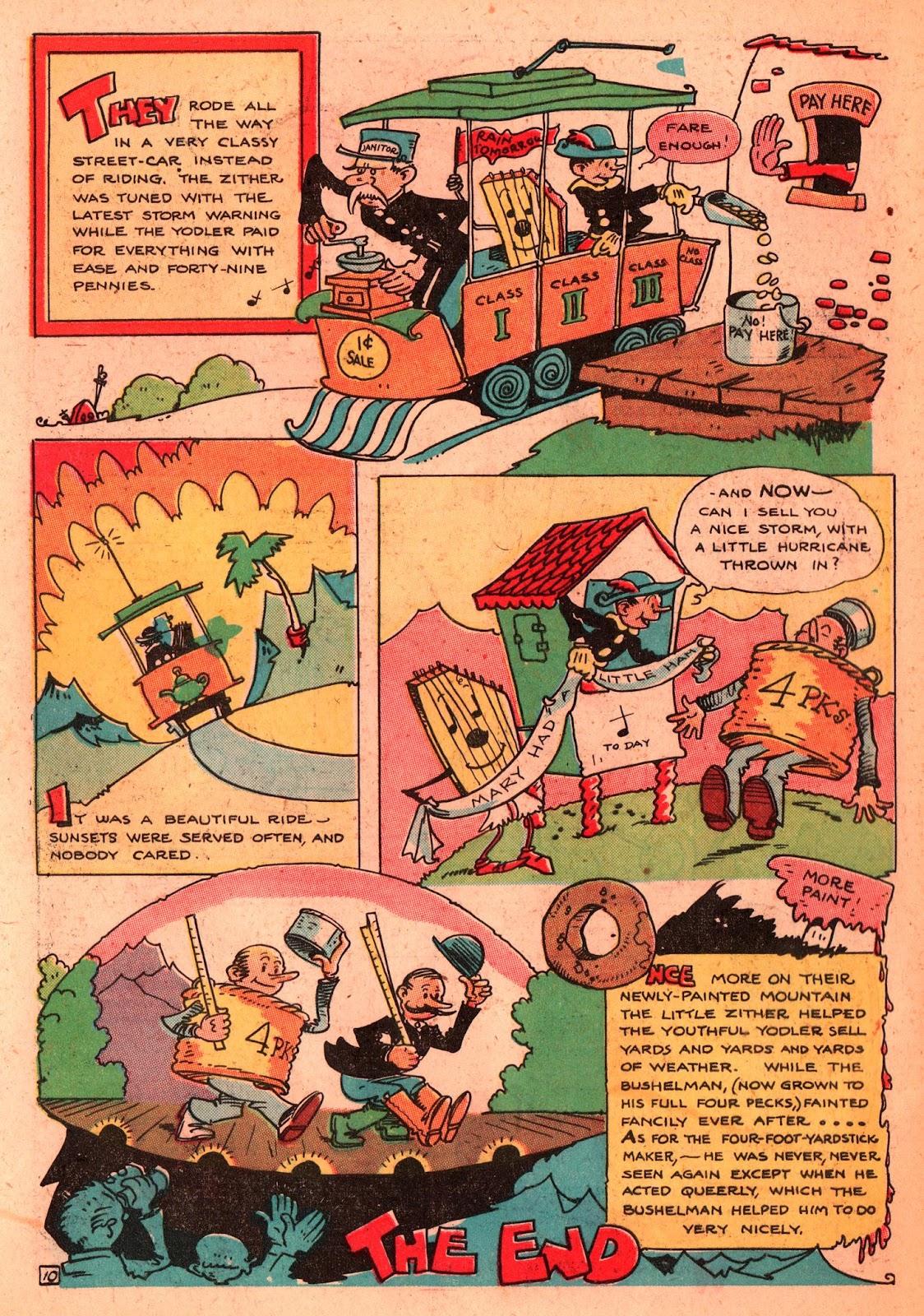 Jingle Jangle Comics issue 2 - Page 12