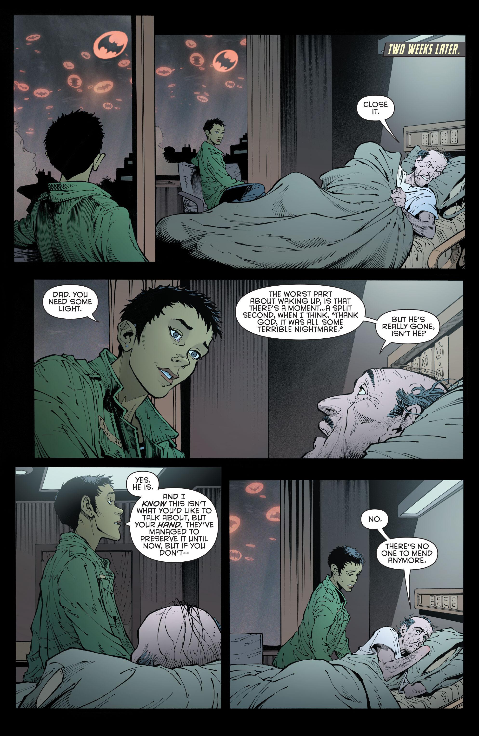 Read online Batman (2011) comic -  Issue # _TPB 7 - 145