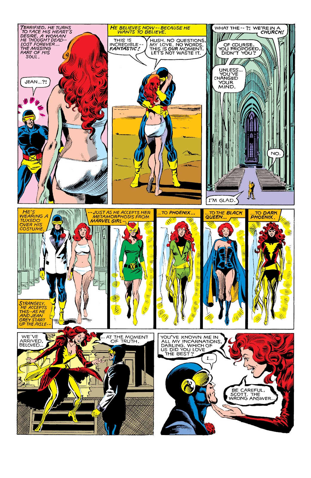 Uncanny X-Men (1963) issue 144 - Page 17