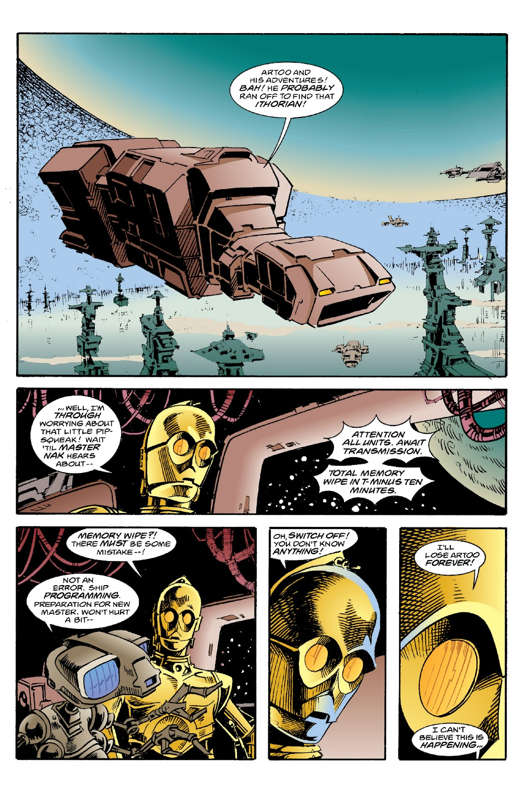 Read online Star Wars Legends Epic Collection: The Empire comic -  Issue # TPB 5 (Part 3) - 36