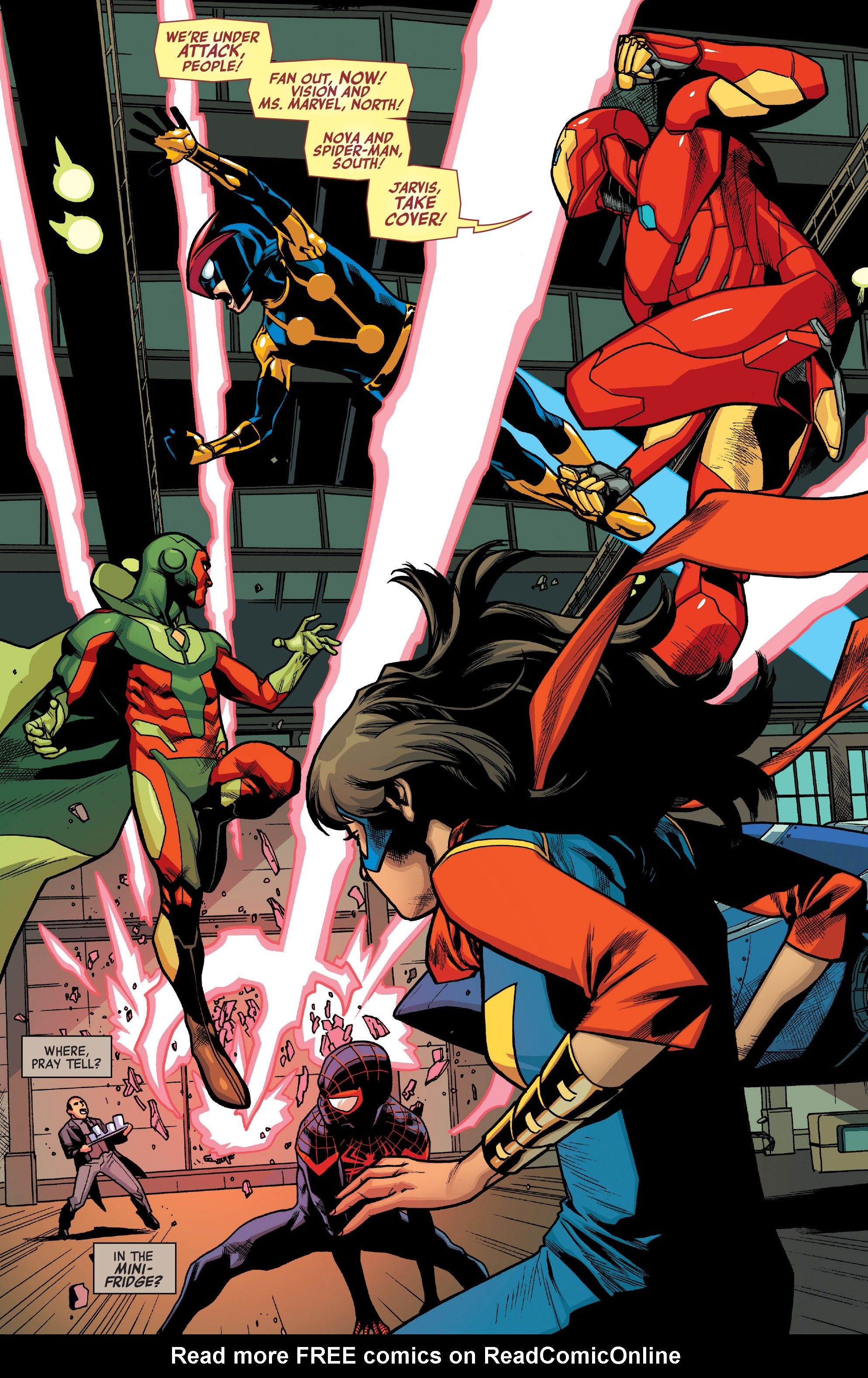 Read online All-New, All-Different Avengers comic -  Issue #9 - 3