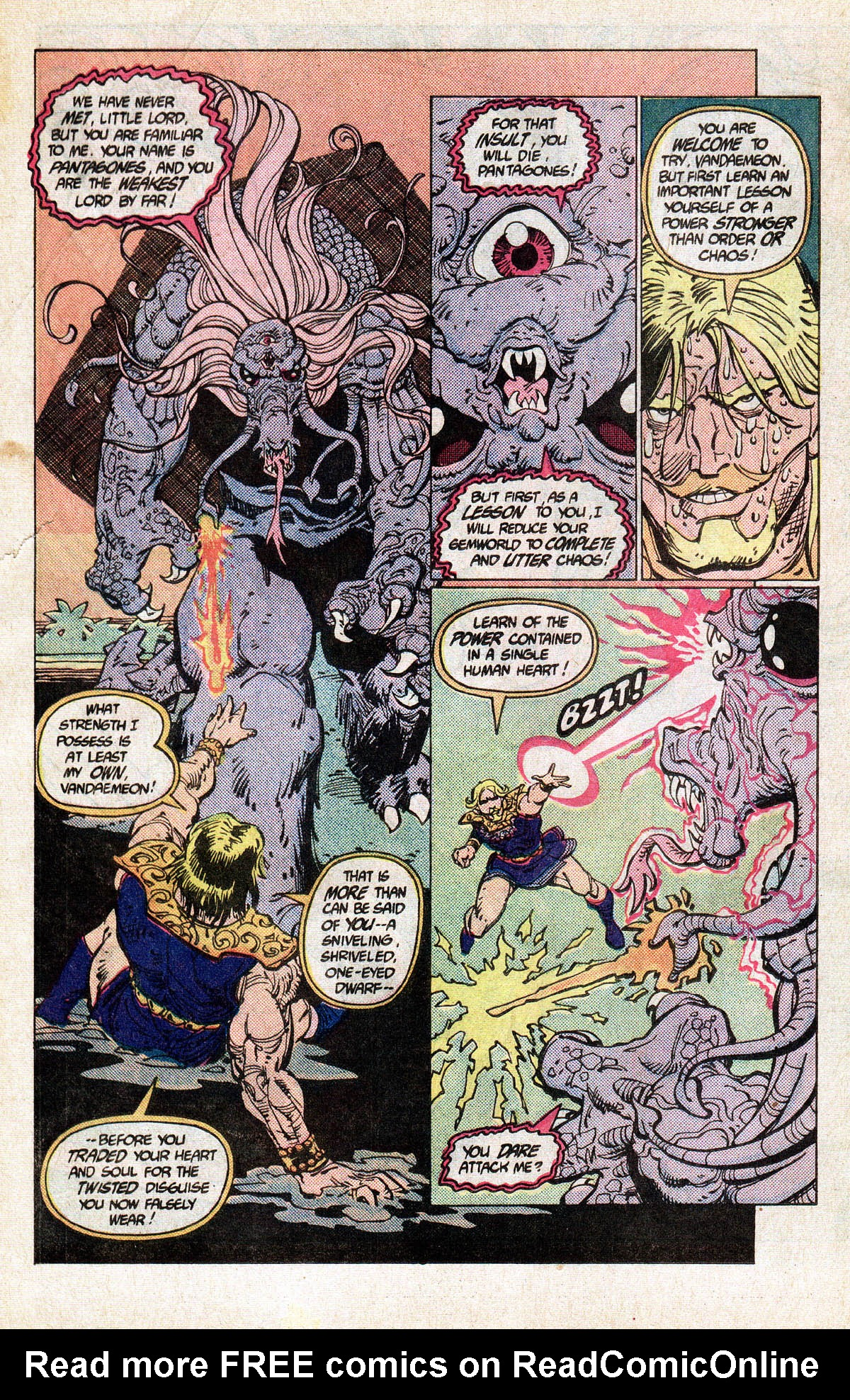 Read online Amethyst (1985) comic -  Issue #13 - 16