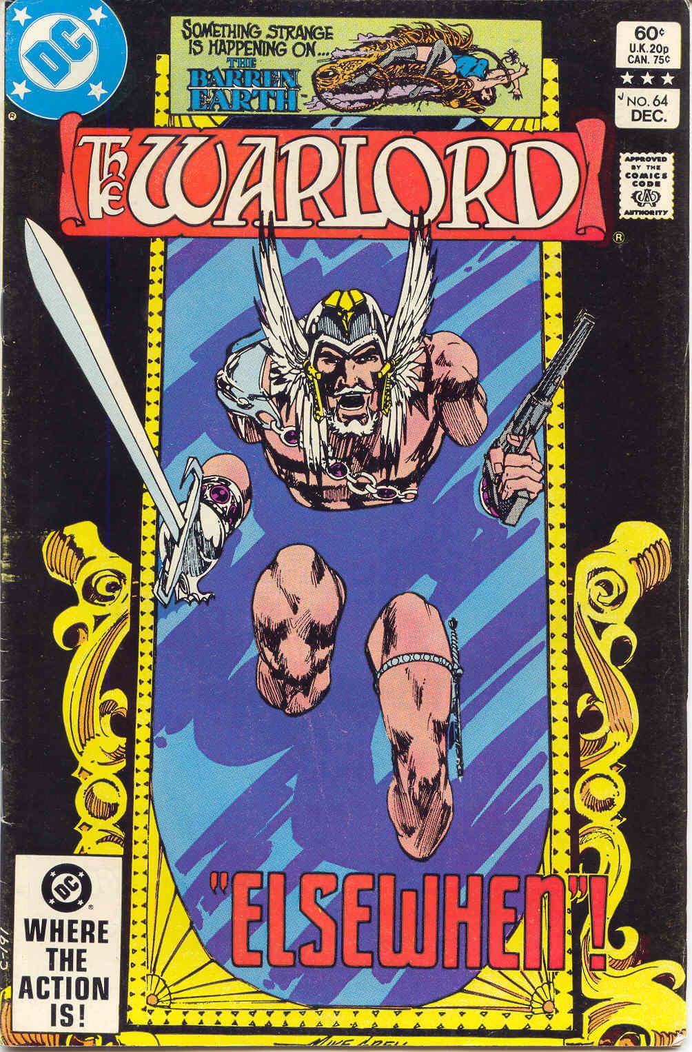 Warlord (1976) 64 Page 1