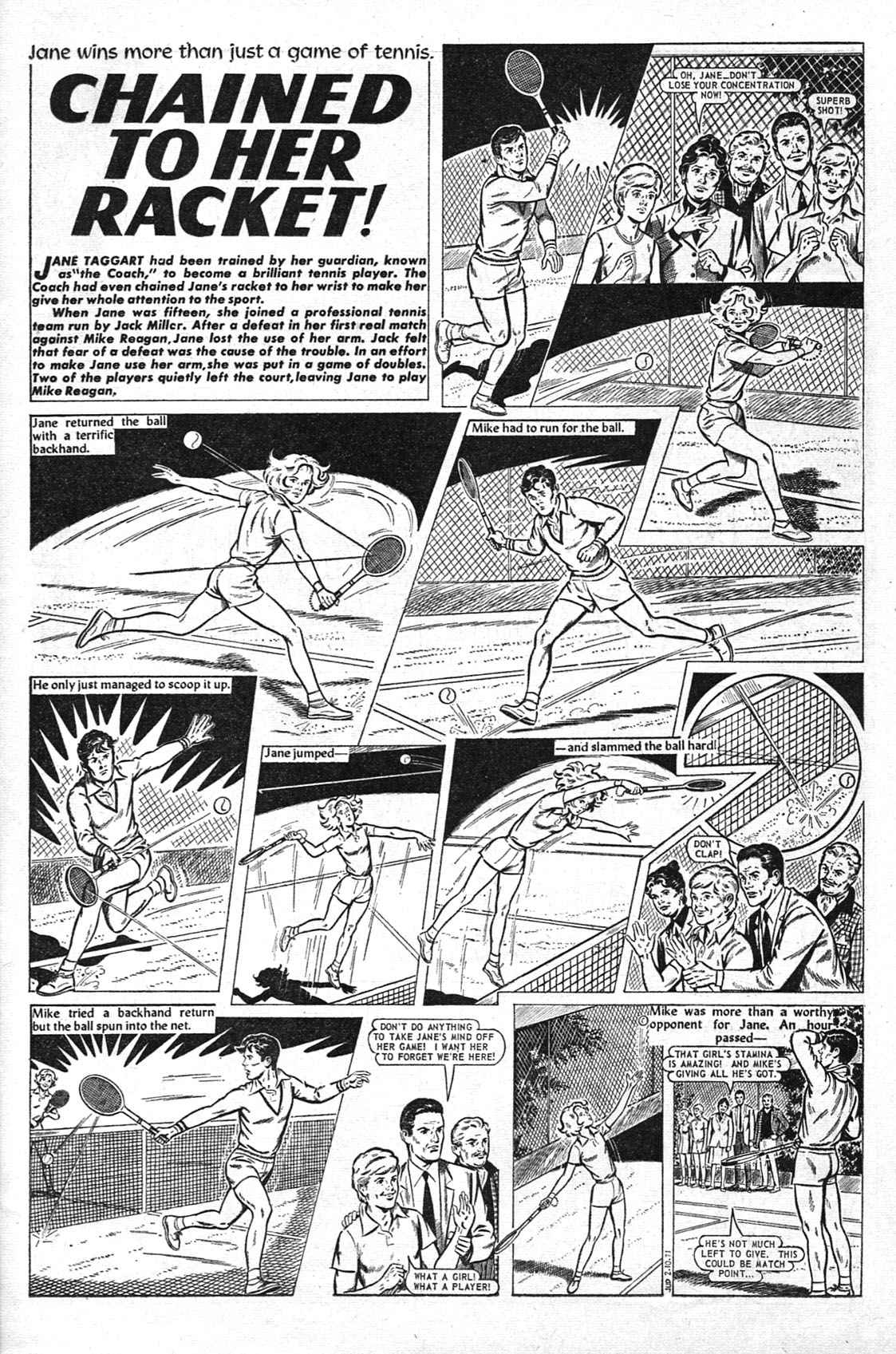 Read online Judy comic -  Issue #612 - 9