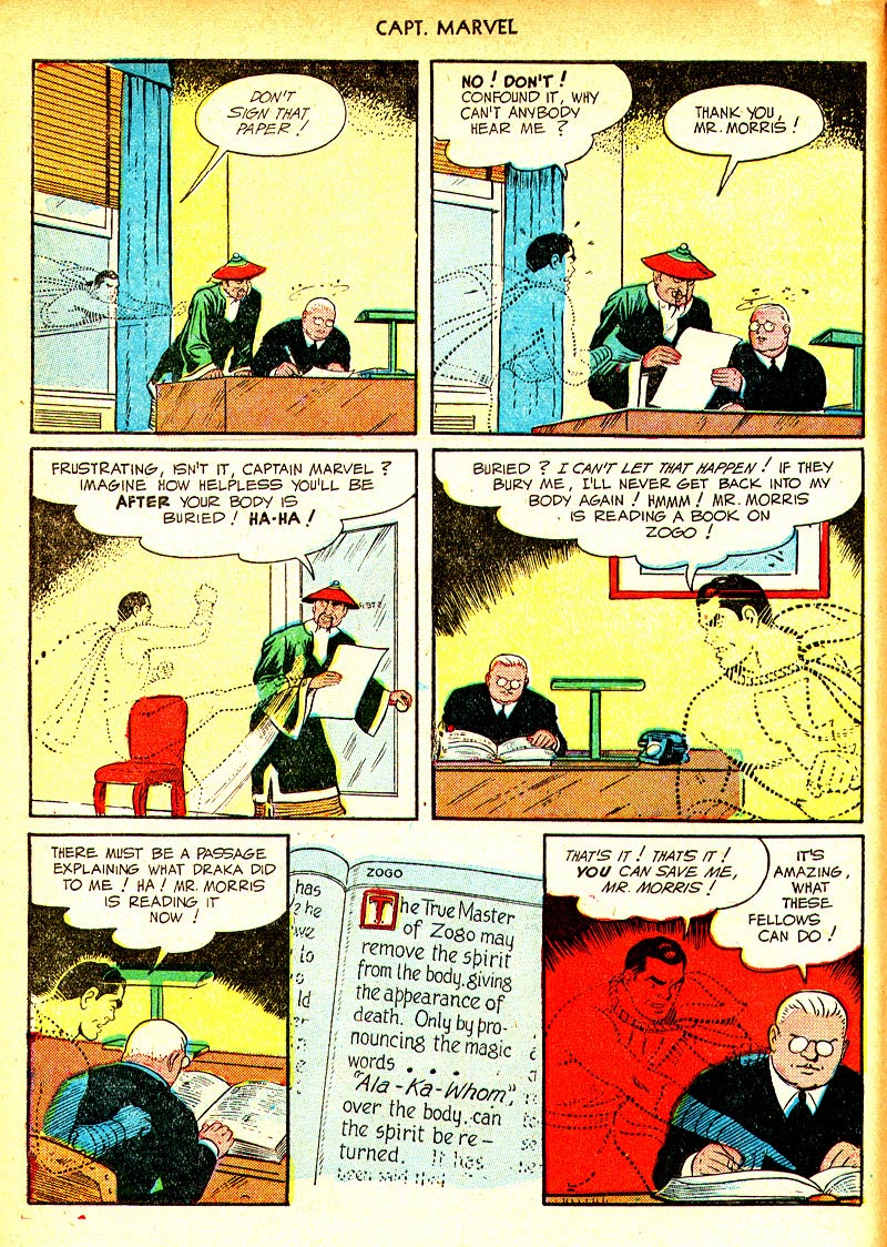 Captain Marvel Adventures issue 88 - Page 10