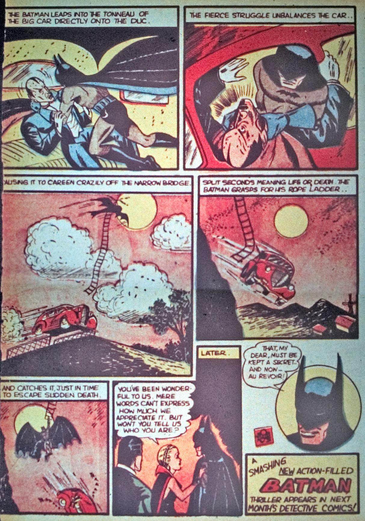 Read online Detective Comics (1937) comic -  Issue #34 - 12
