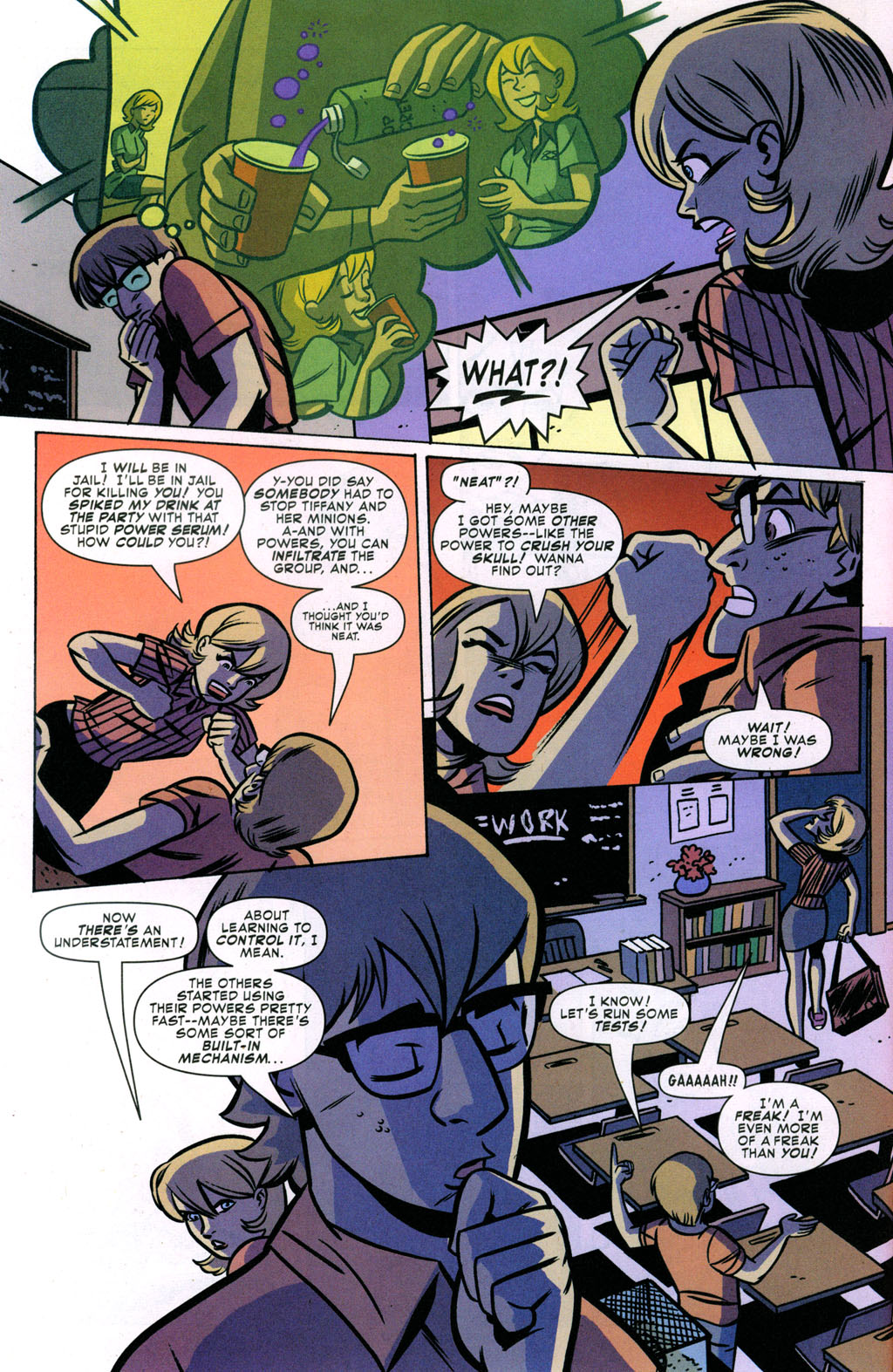 Read online Bad Girls comic -  Issue #3 - 5