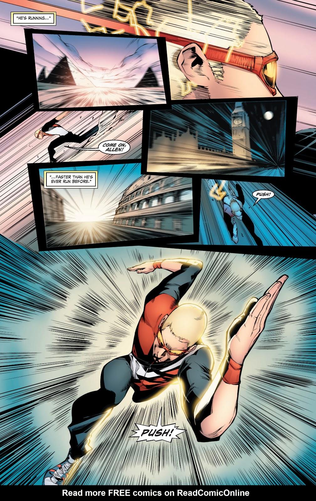Read online Smallville Season 11 [II] comic -  Issue # TPB 3 - 106
