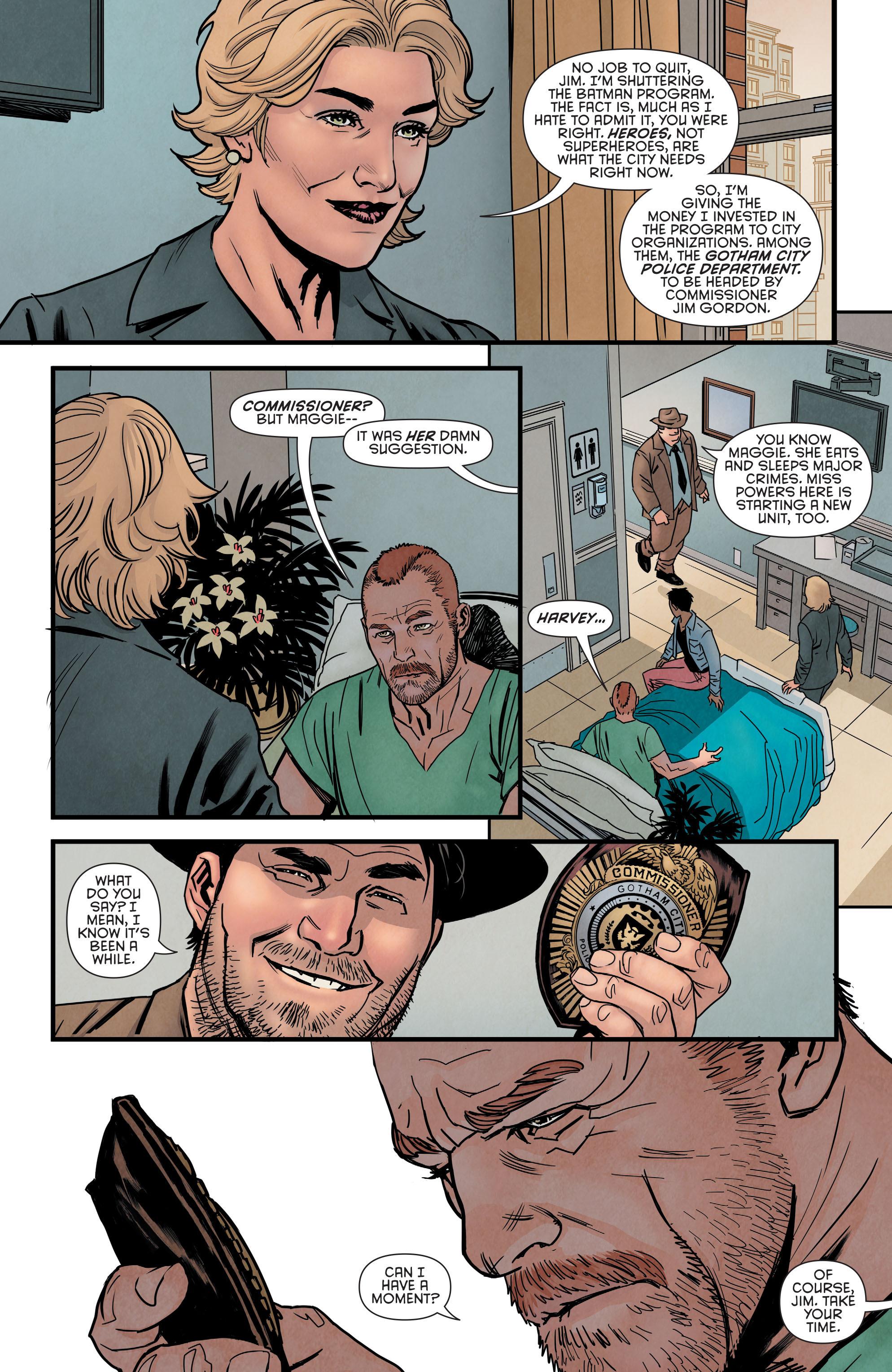 Read online Batman (2011) comic -  Issue # _TPB 9 - 135