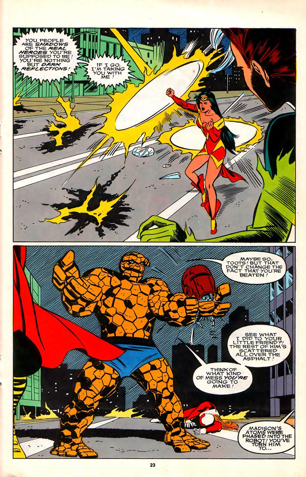 Read online Alpha Flight (1983) comic -  Issue #75 - 21