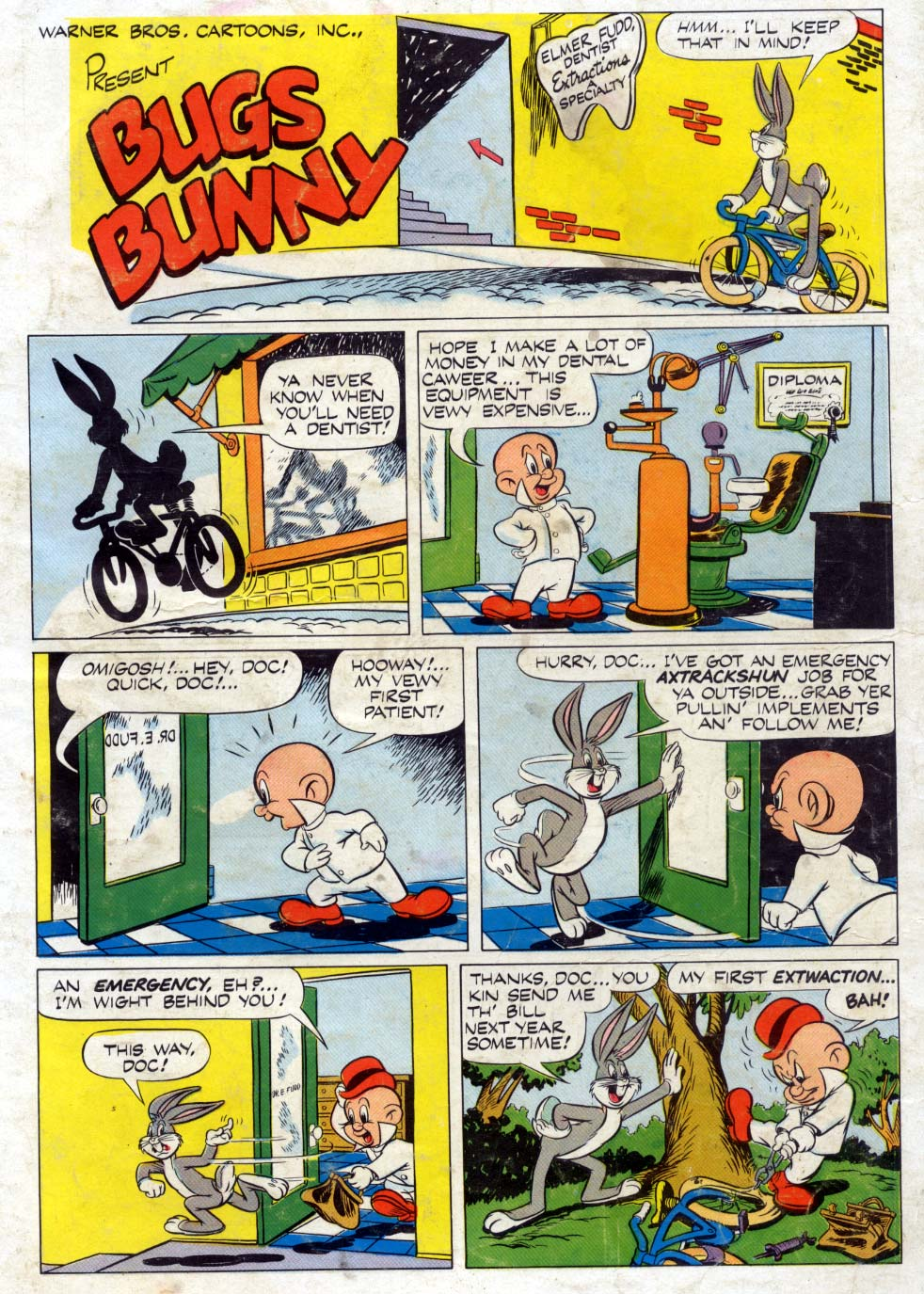 Four Color Comics issue 307 - Page 52