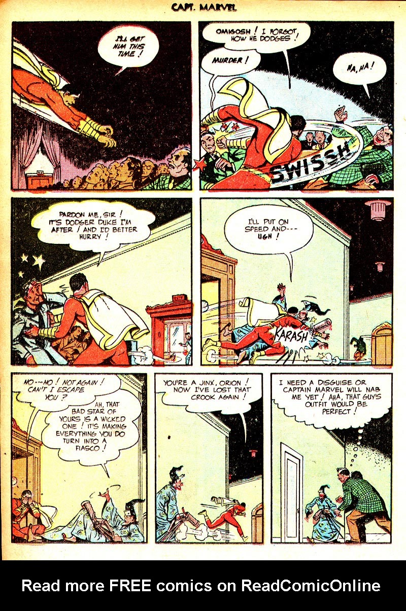 Captain Marvel Adventures issue 93 - Page 30