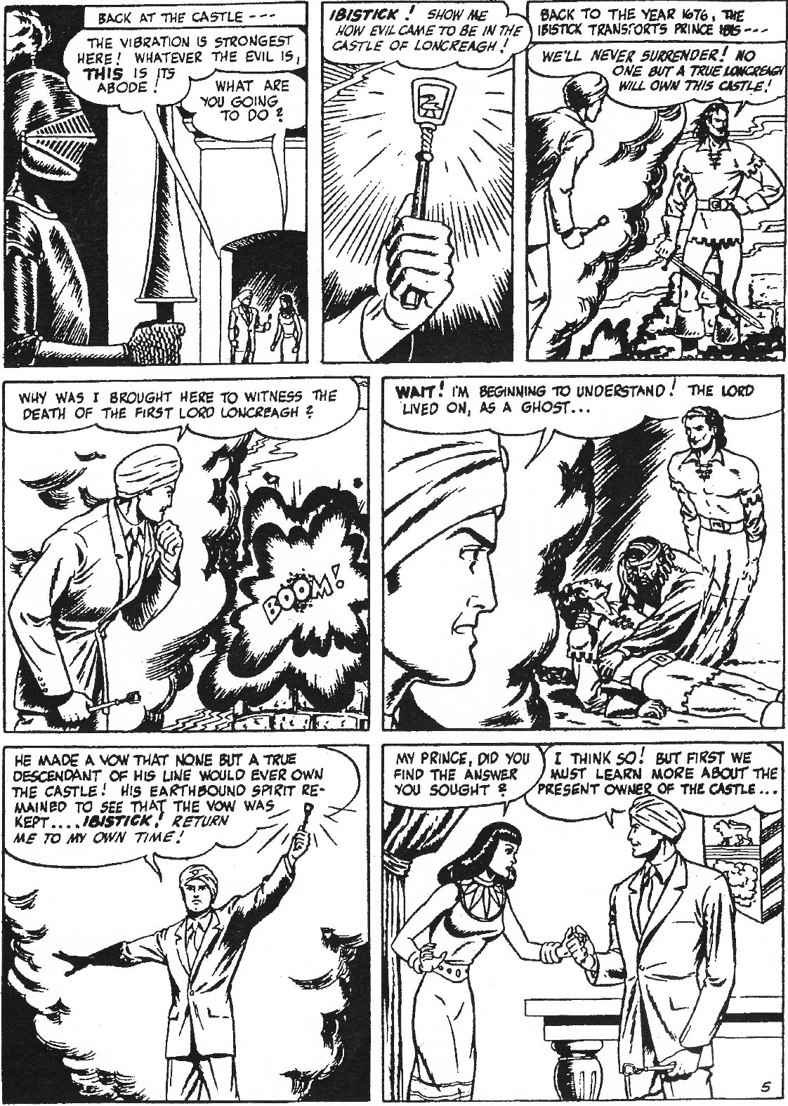 Read online Men of Mystery Comics comic -  Issue #61 - 18