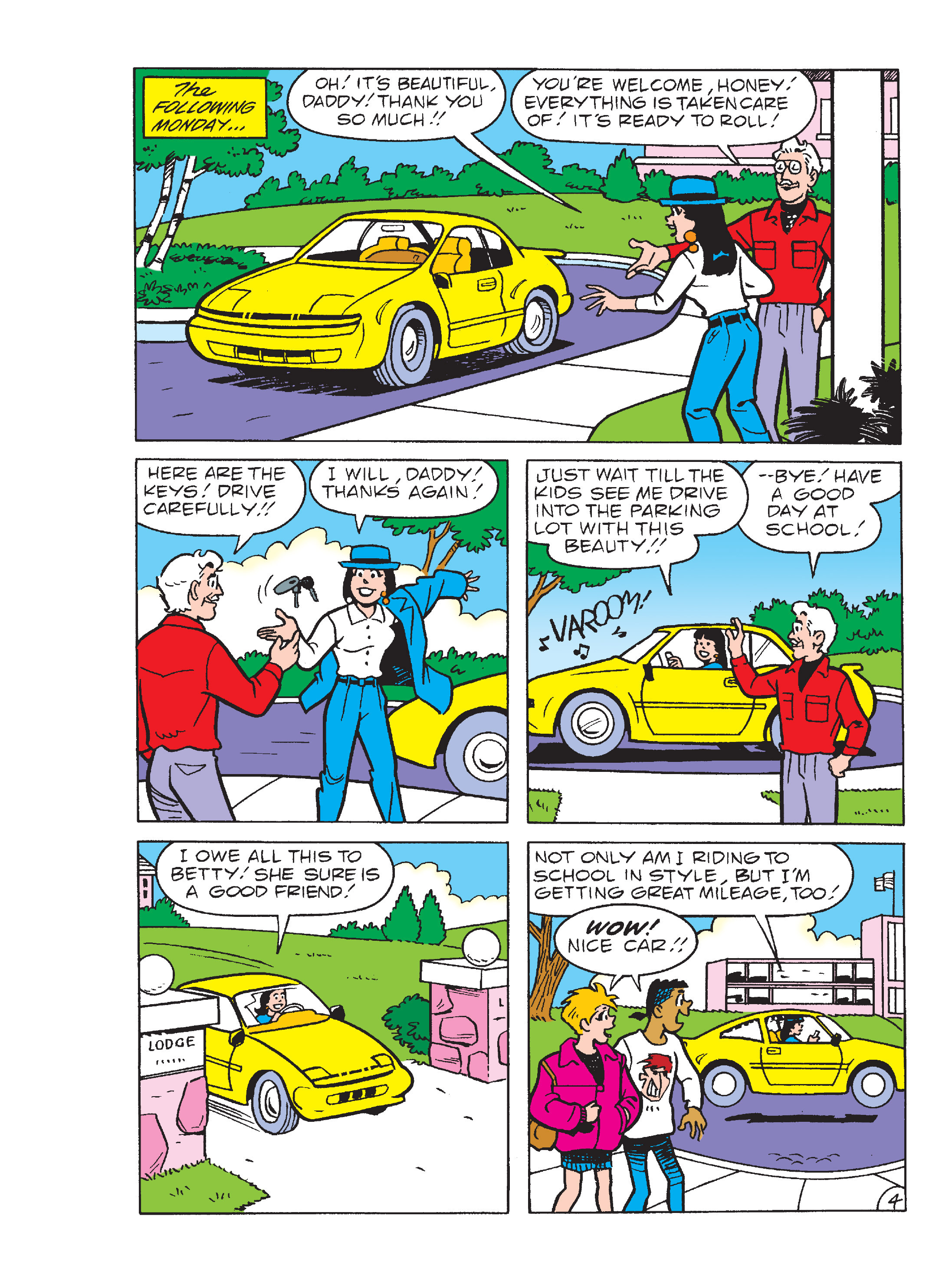Read online Archie 1000 Page Comics Blowout! comic -  Issue # TPB (Part 3) - 240