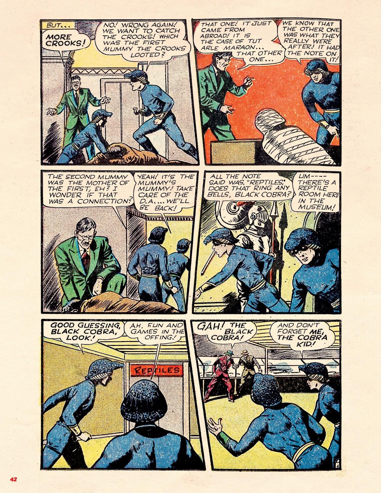 Read online Super Weird Heroes comic -  Issue # TPB 1 (Part 1) - 41