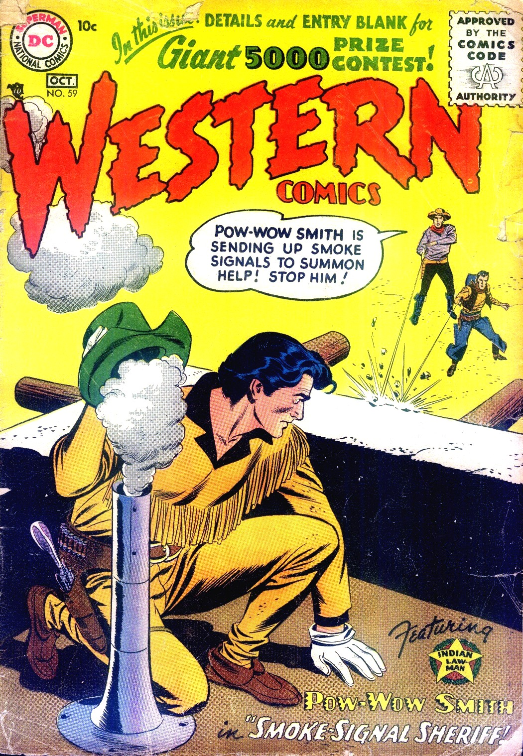 Western Comics 59 Page 1