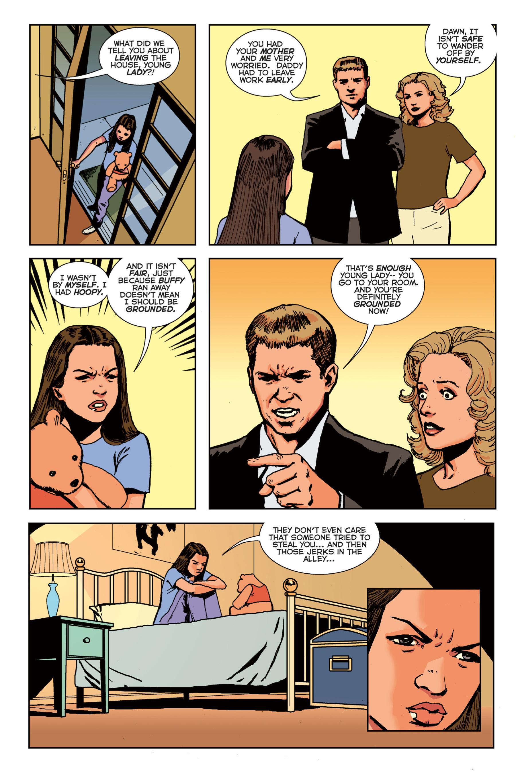 Read online Buffy the Vampire Slayer: Omnibus comic -  Issue # TPB 1 - 210