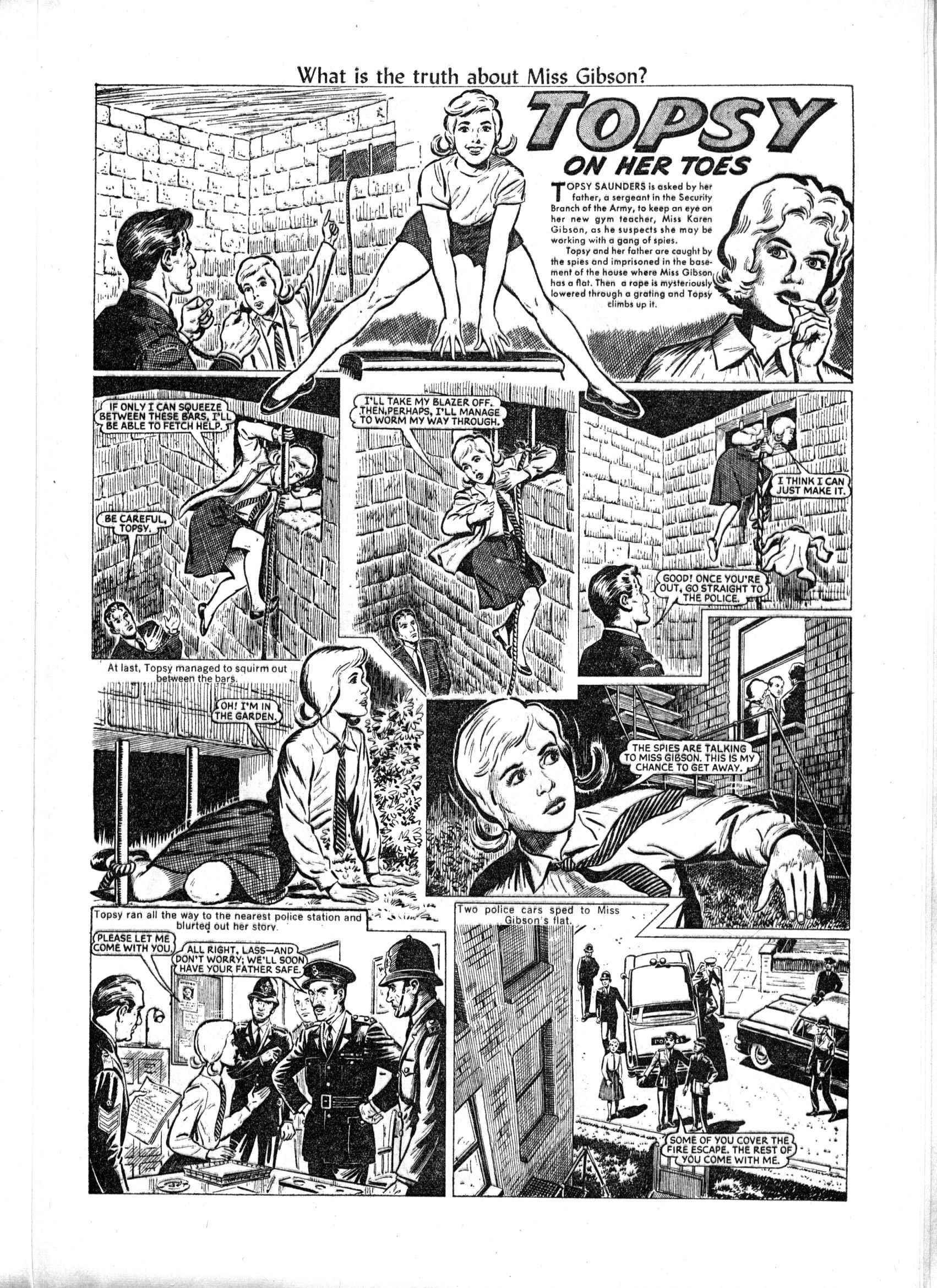 Read online Judy comic -  Issue #166 - 7